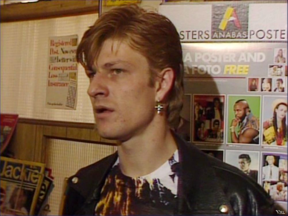 10. Sean Bean in The Bill