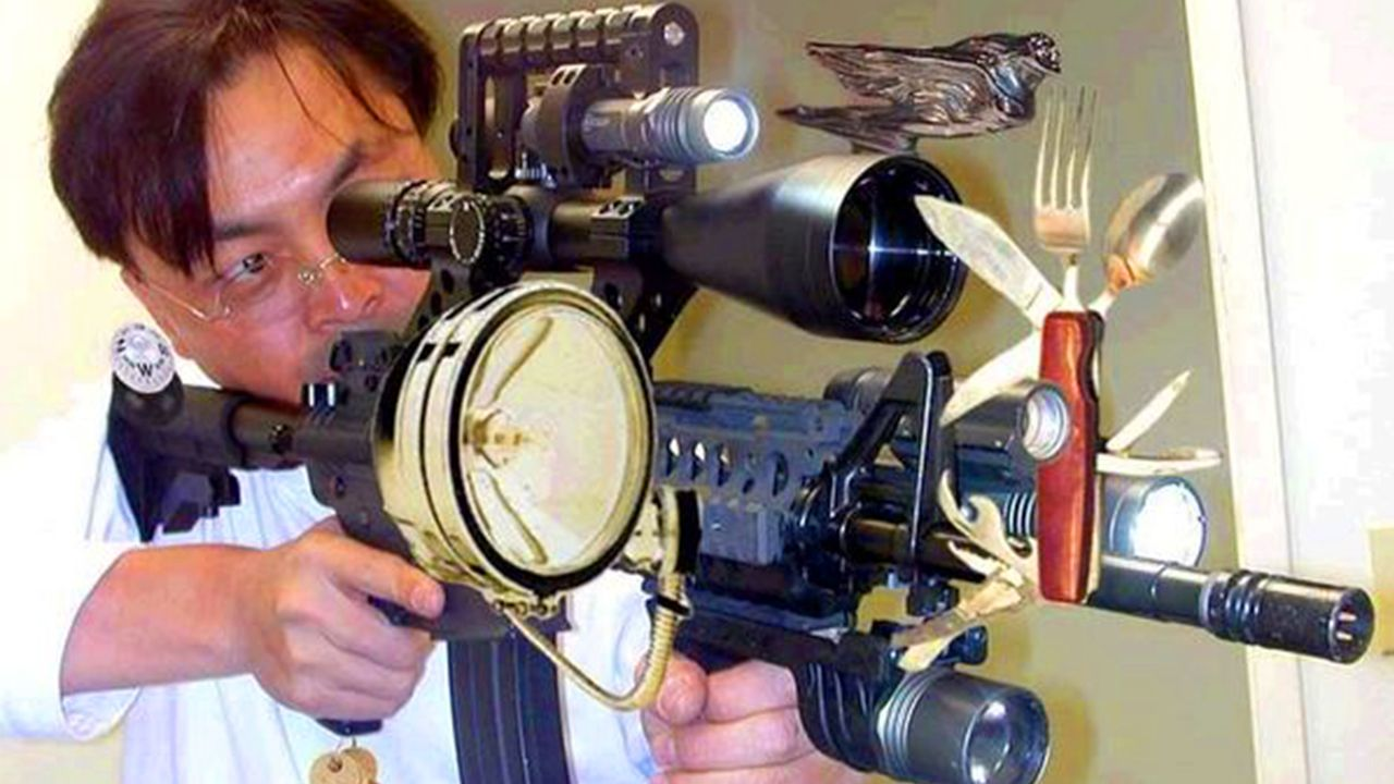10 Most Bizarre Deadly Weapons