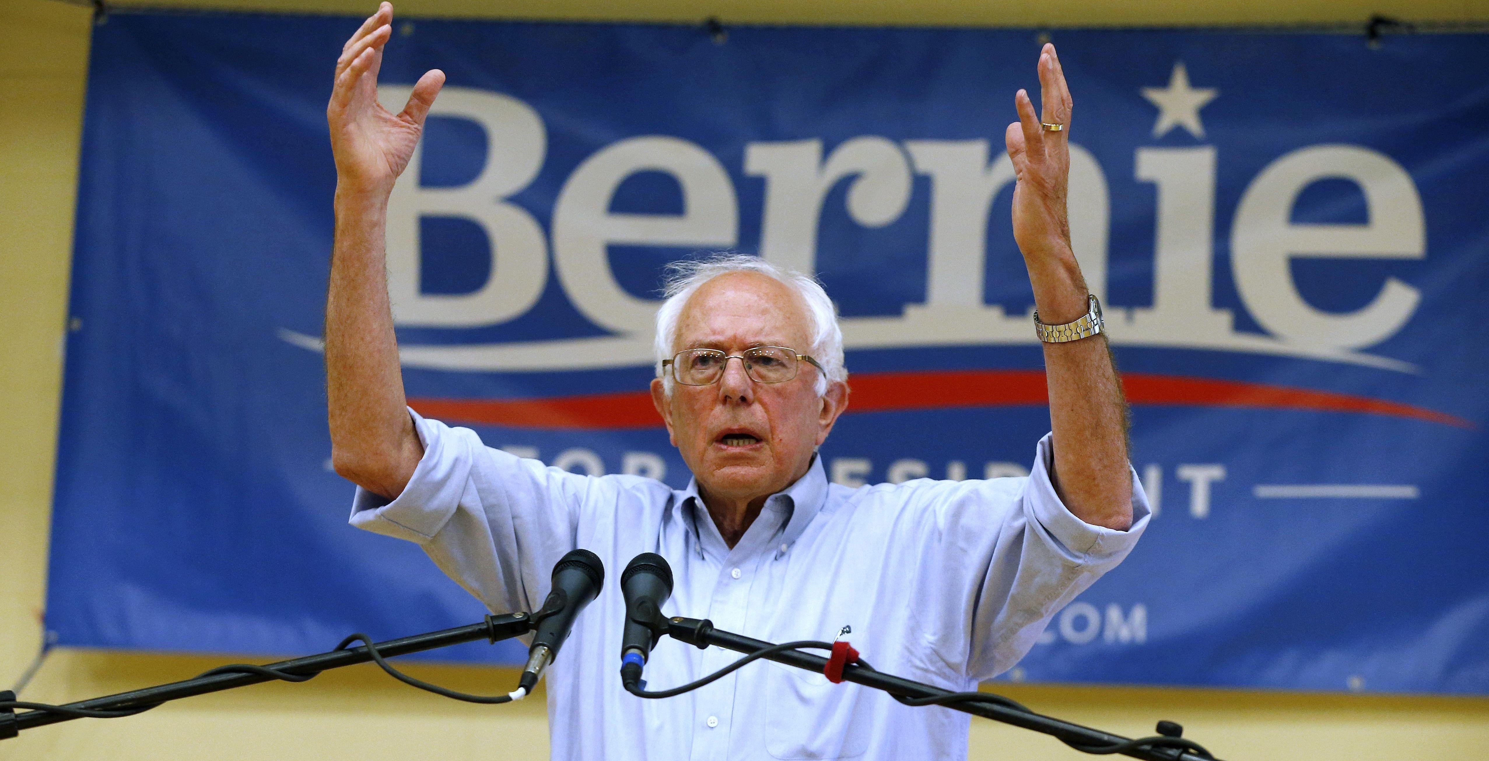12 Reasons Bernie Sanders Would Make A Great President