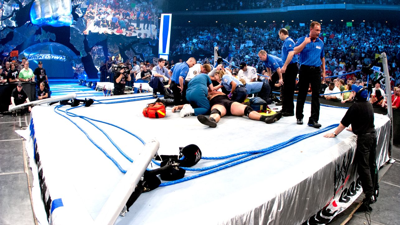10 Most Shocking WWE Moments of the Last Decade