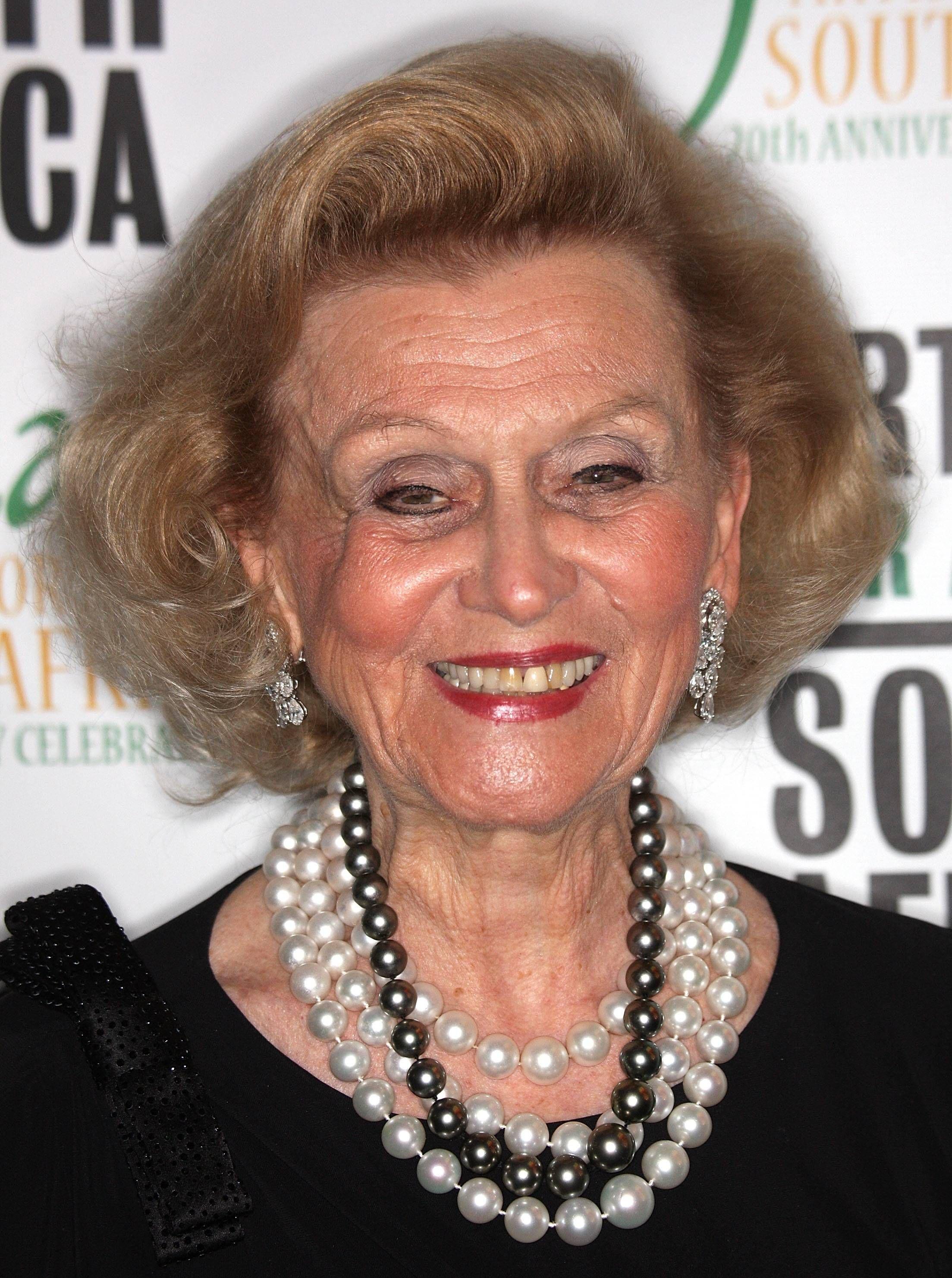 9. Barbara Davis