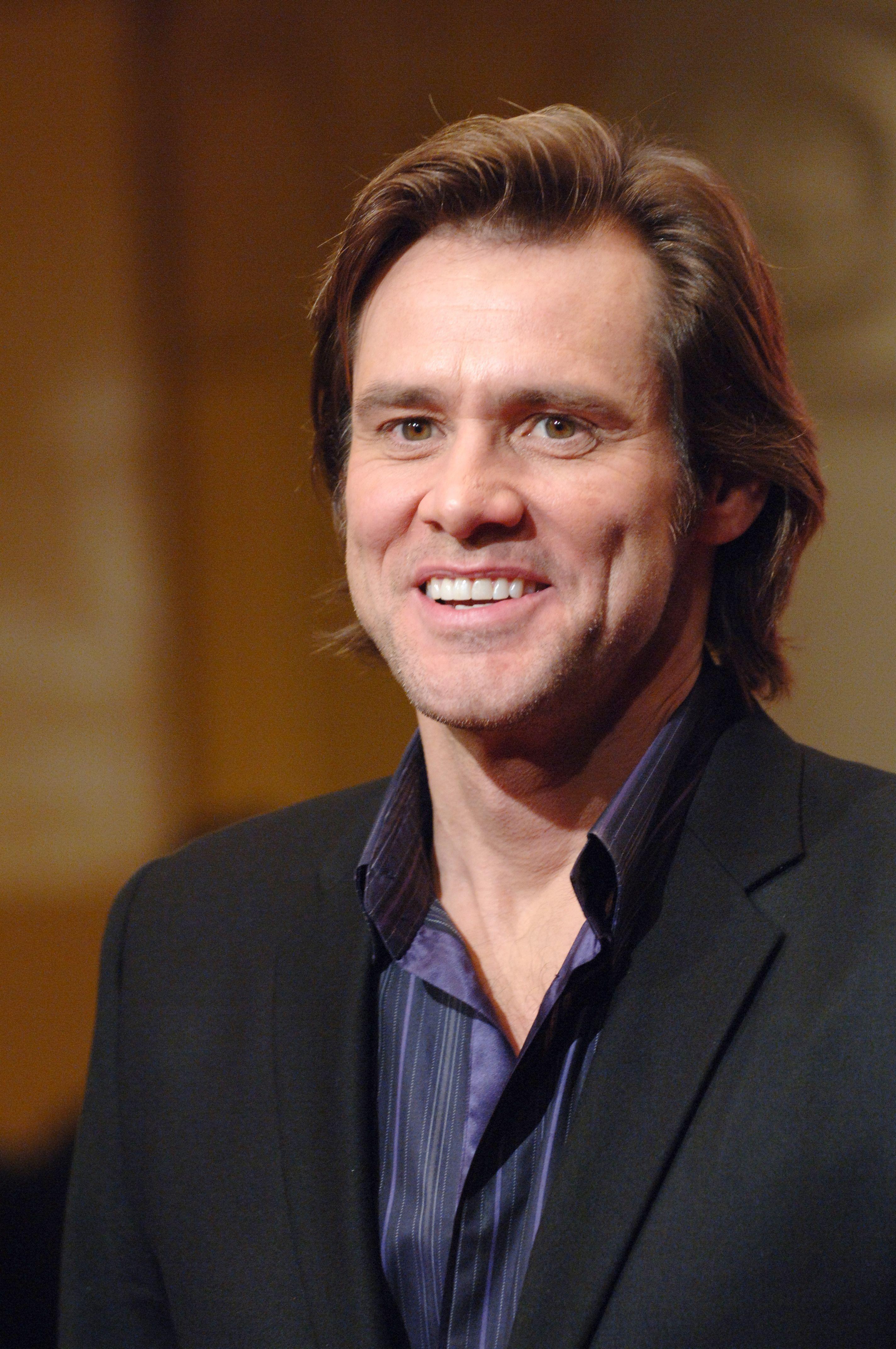 9. Jim Carrey