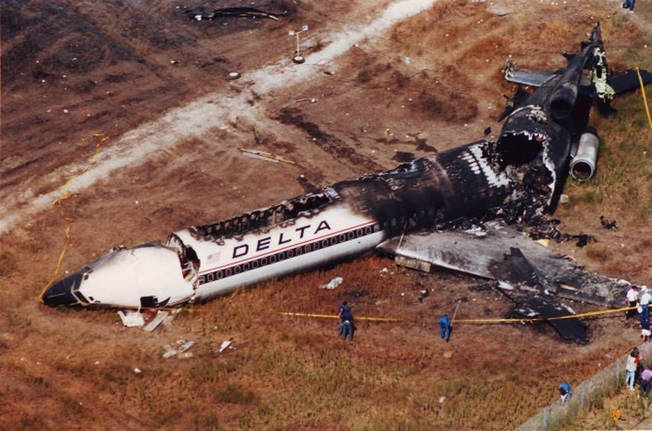 10. Delta Airlines Flight 191