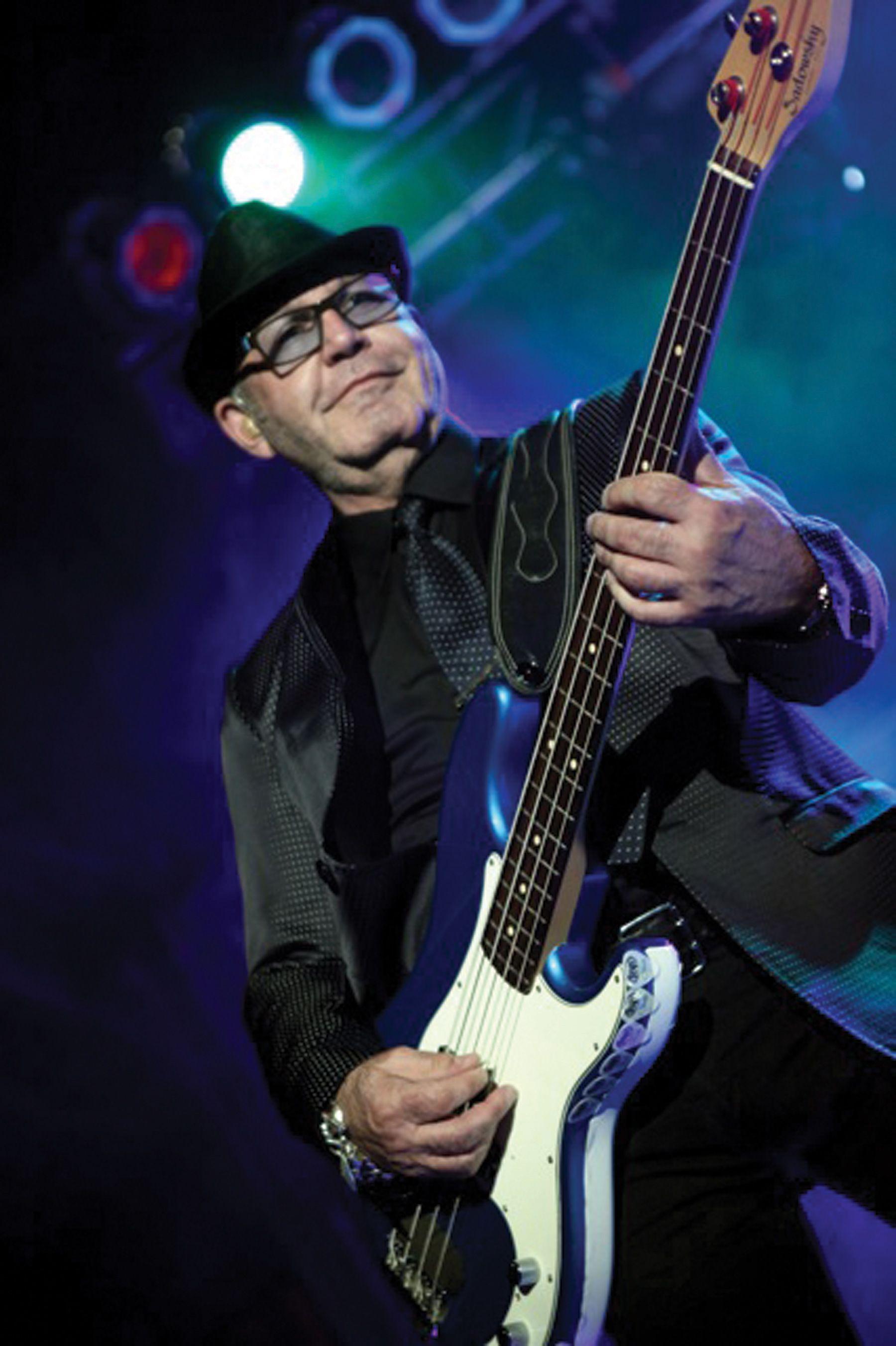 13. Chuck Panozzo