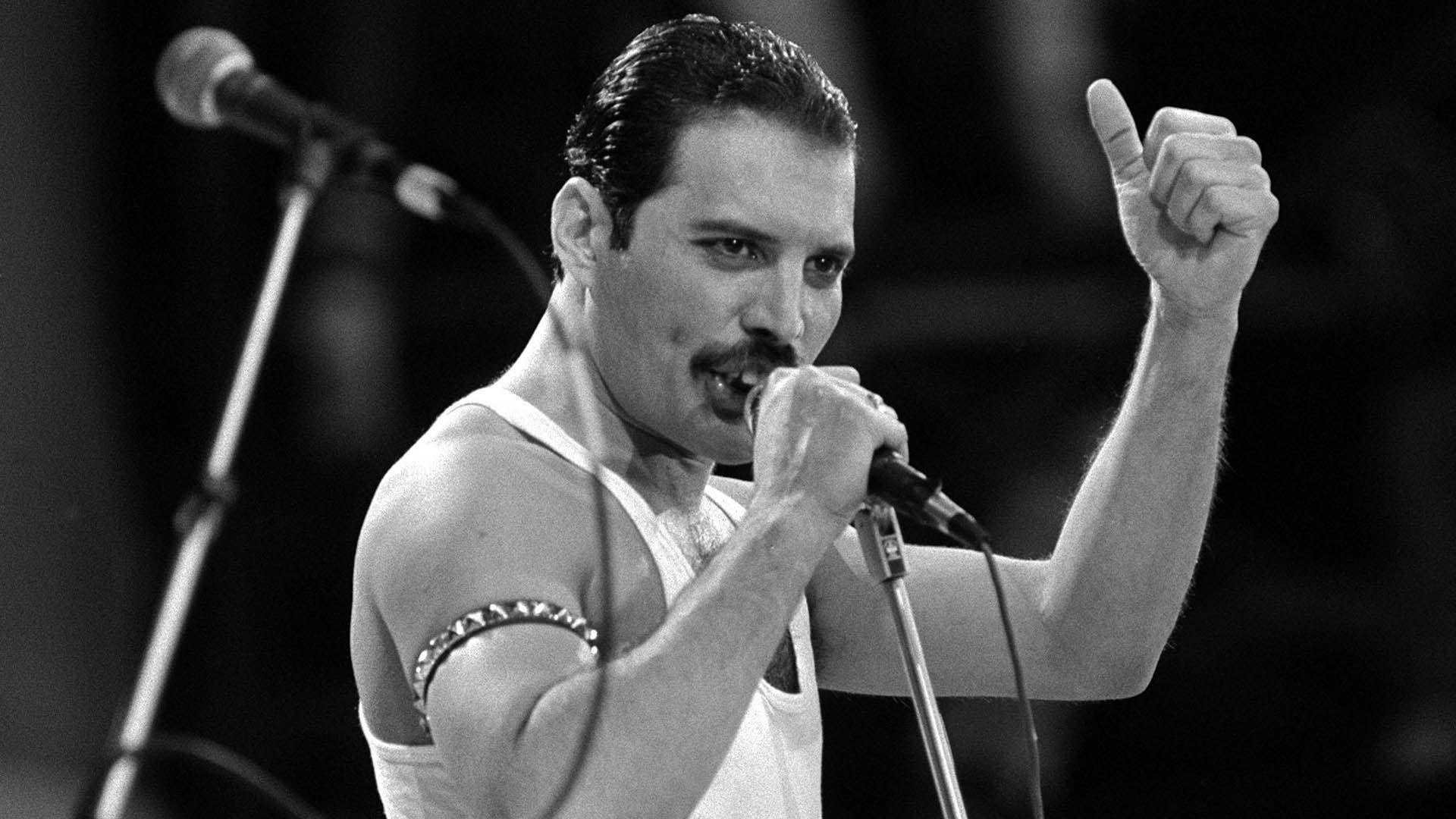 6. Freddie Mercury