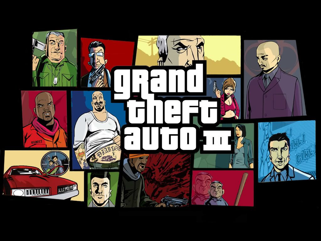 4. Grand Theft Auto 3 & Grand Theft Auto Vice City: Two Police Officers and One Dispatcher Shot Dead