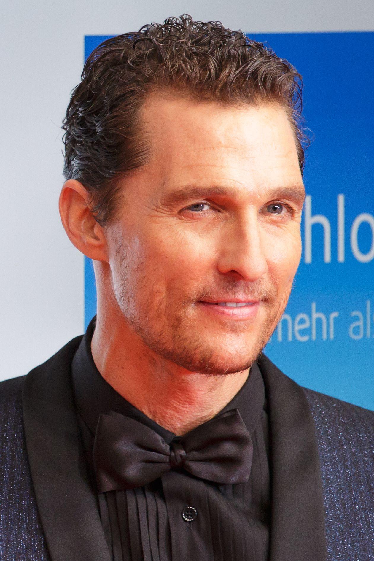 20. Matthew McConaughey – Revolving Doors