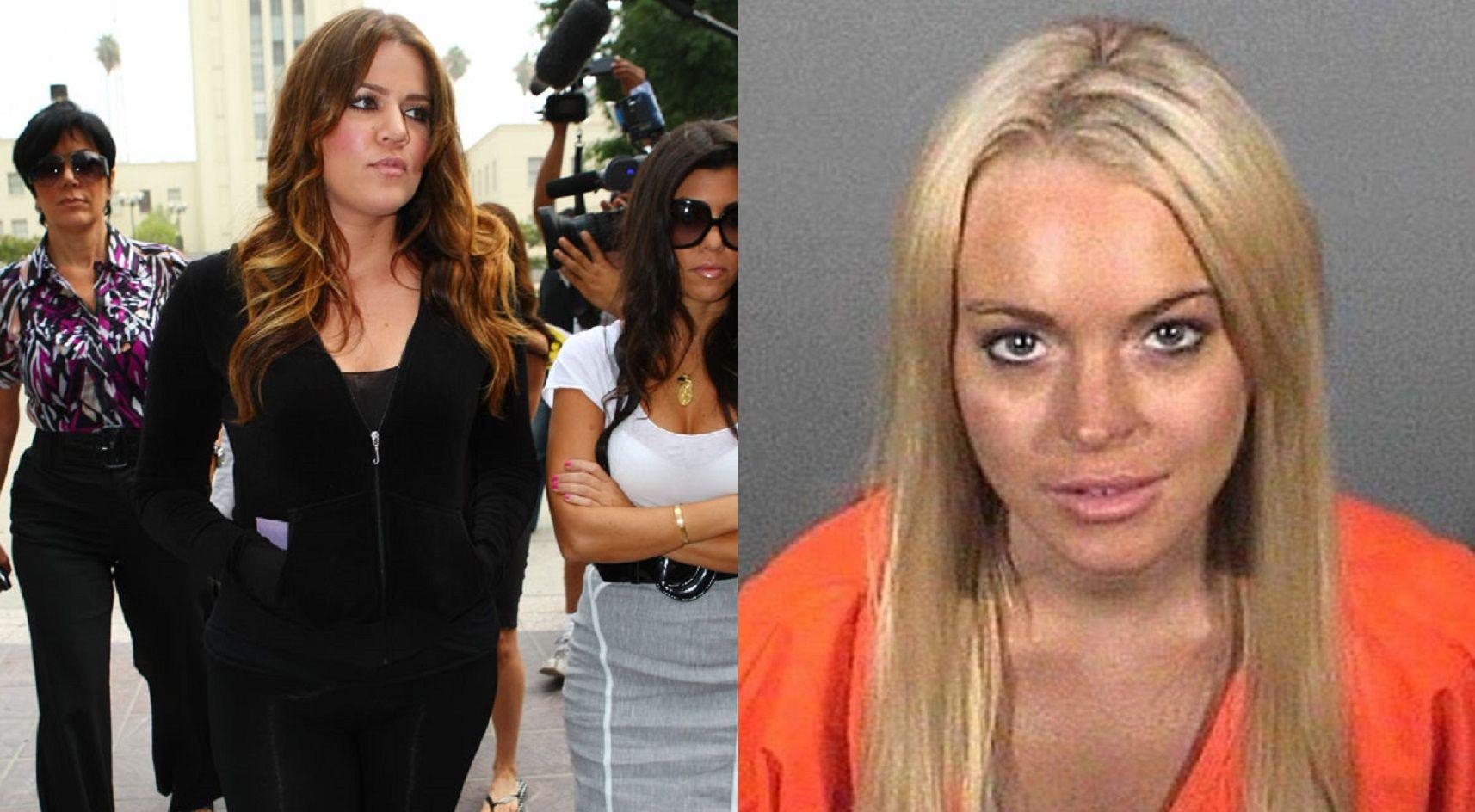 10 Ridiculously Short Celebrity Jail Sentences