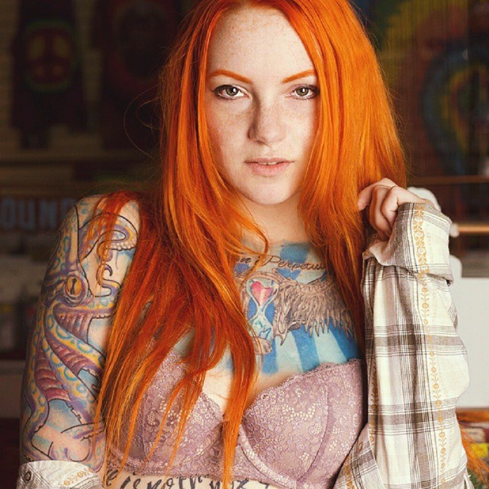 Top Famous Tattoo Models 2016