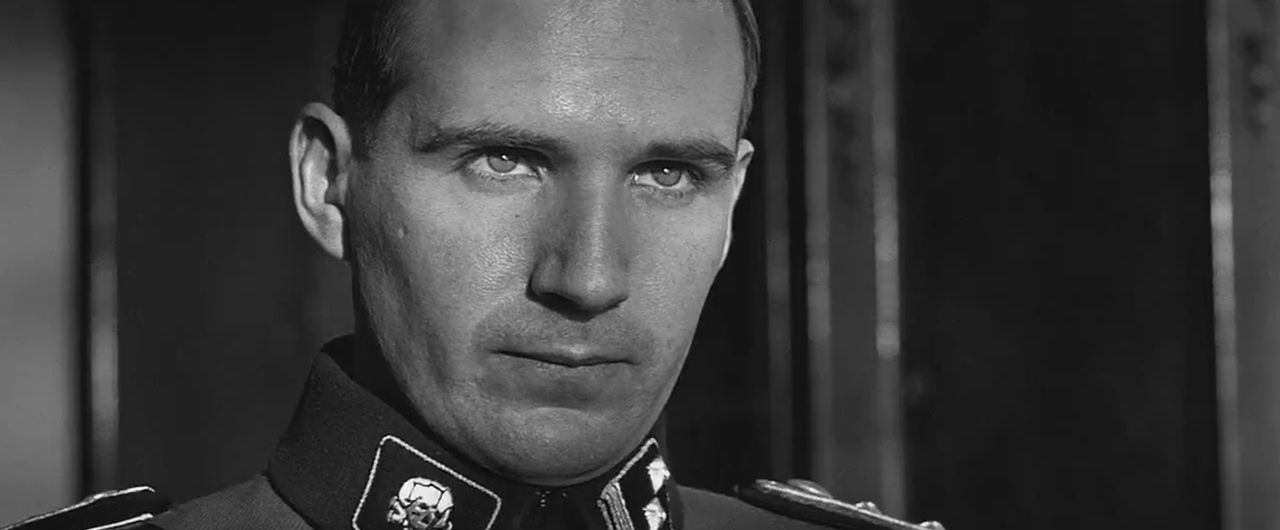 1. Amon Goeth – Schindler's List