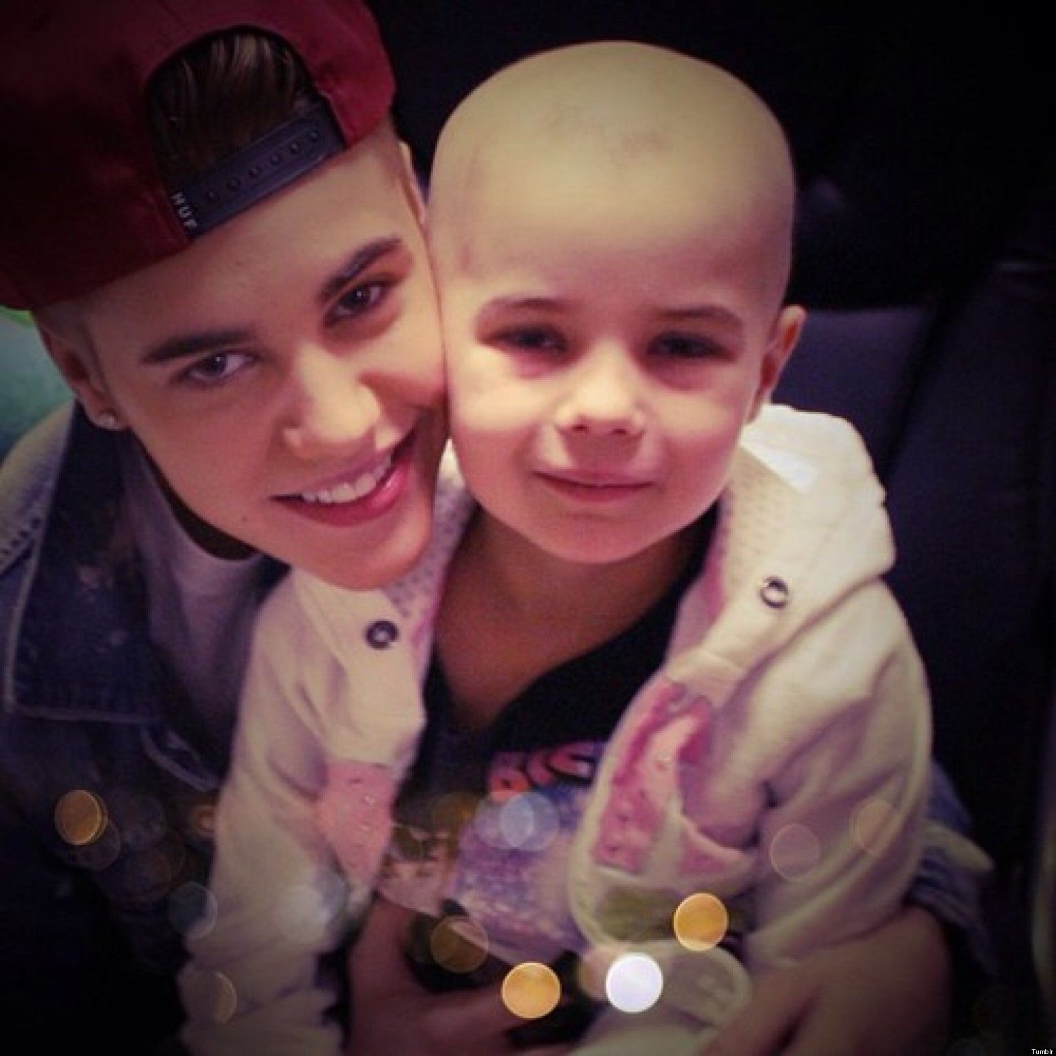 13. Delayed Concert To Visit Young Cancer Patient