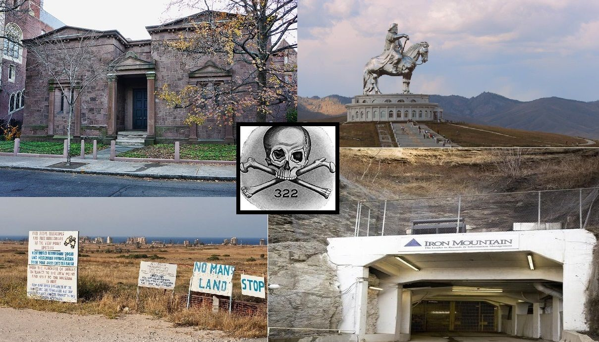 10 Of The Most Top Secret Places On Earth