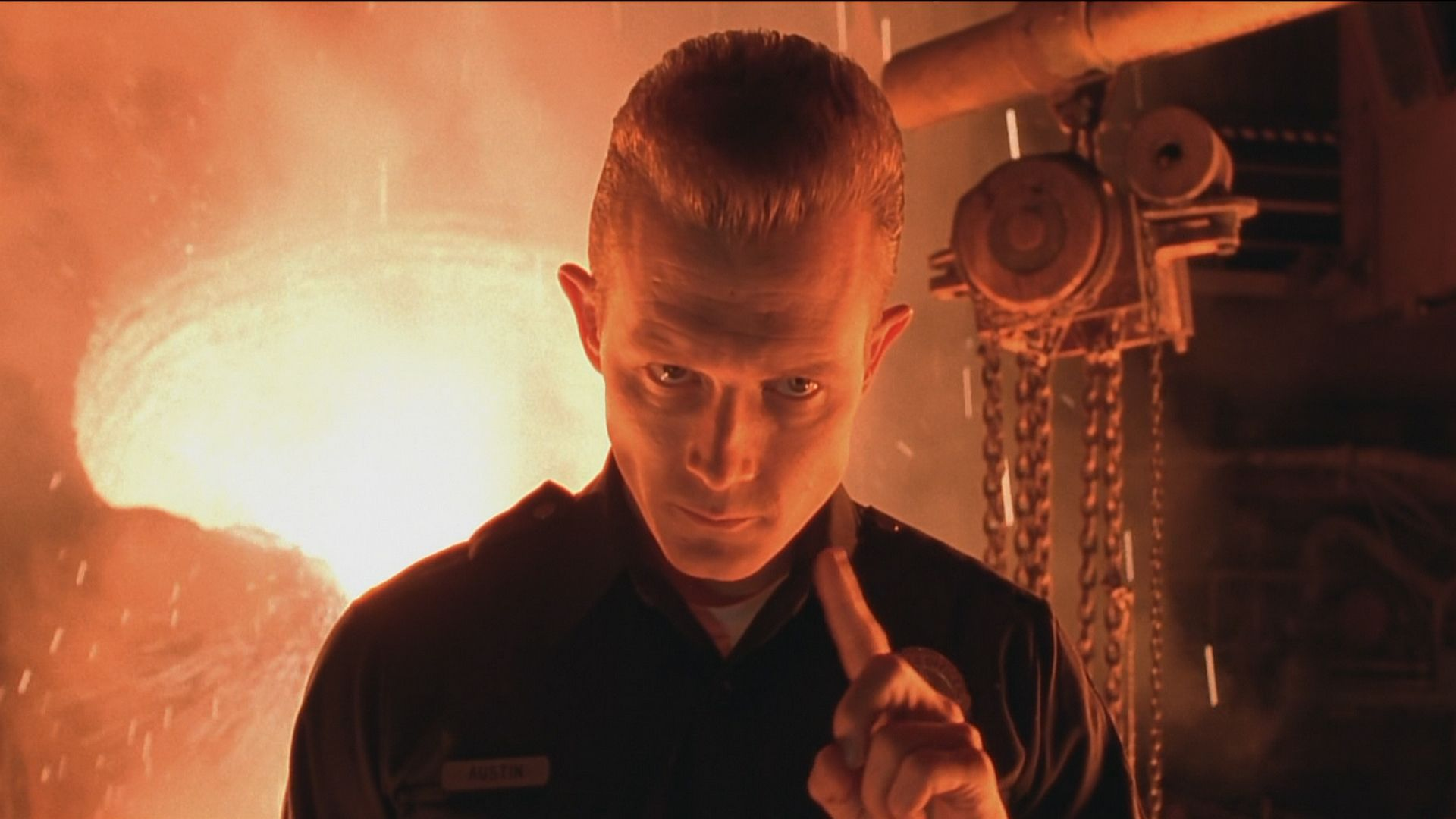 3. T-1000 – Terminator 2: Judgement Day