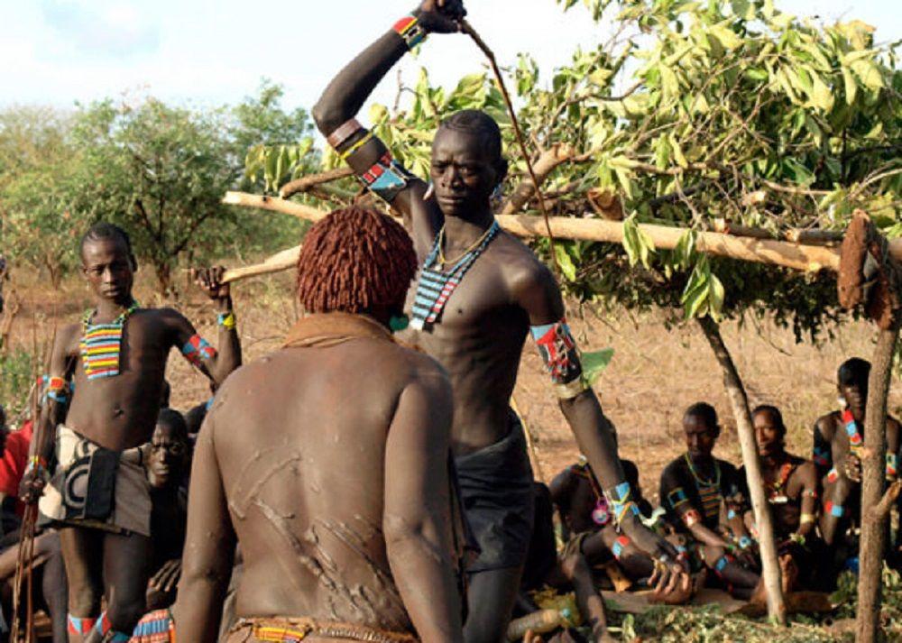 6. The Fula whip battle