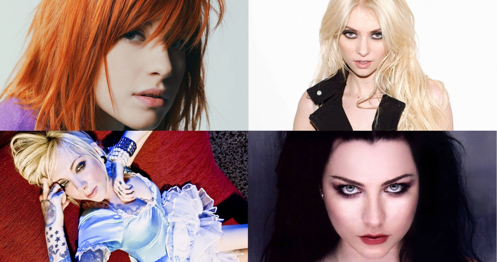 The 20 Hottest Women In Rock And Metal