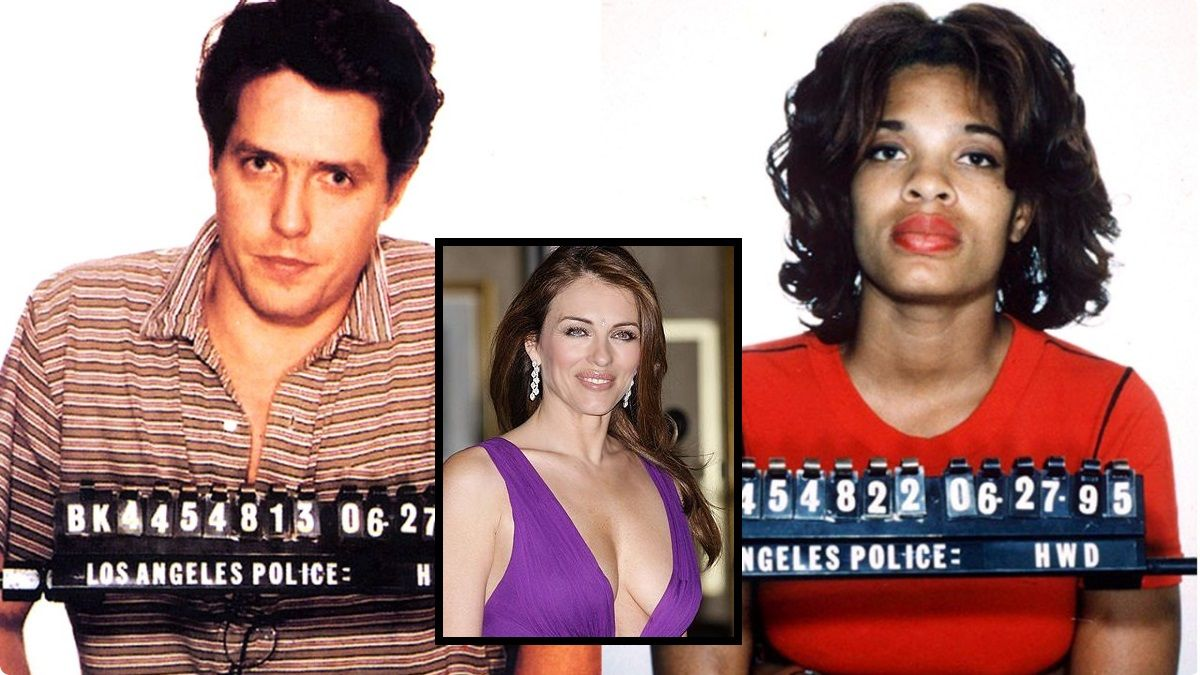The 15 Best Celebrity Sex Scandals
