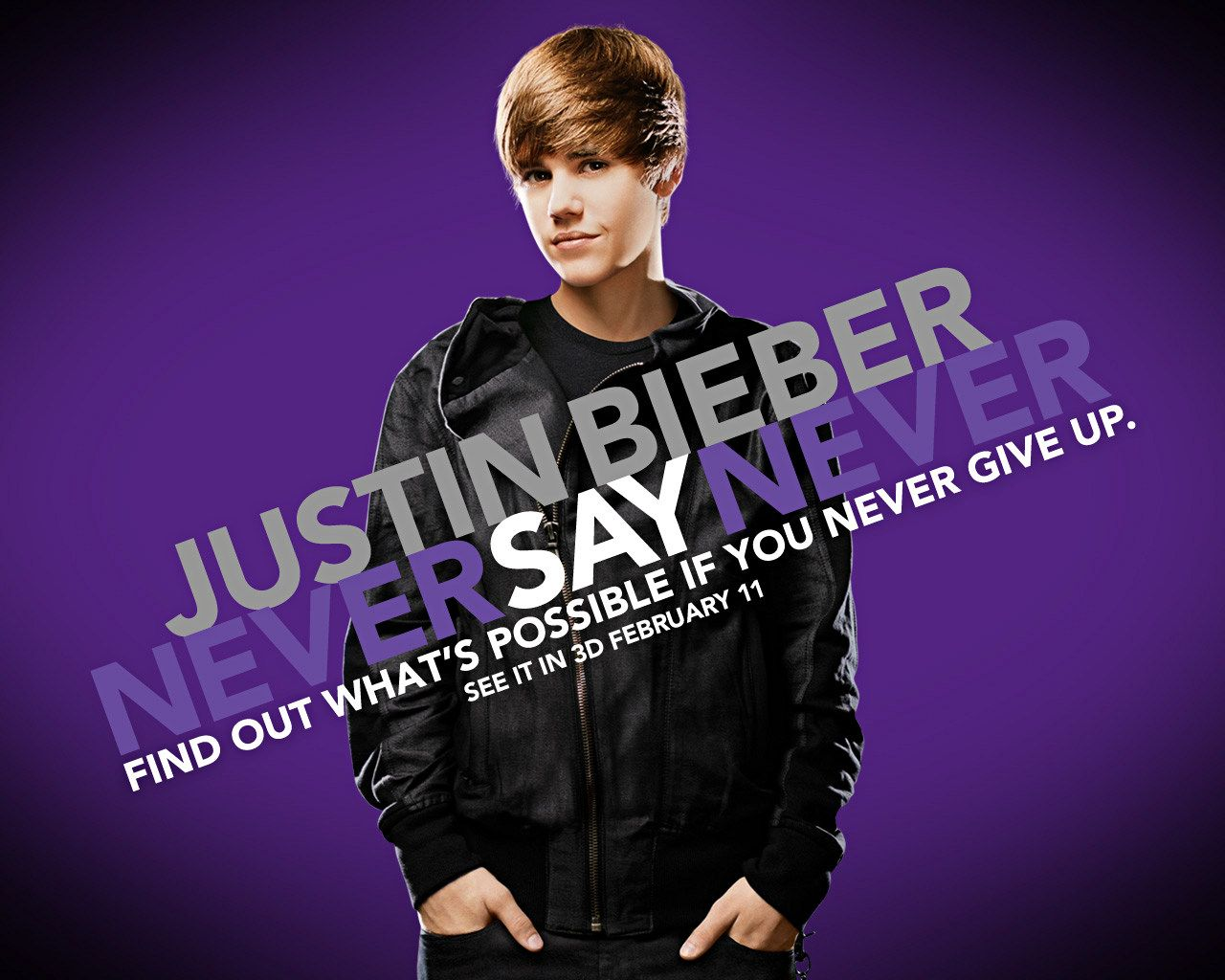 3. Never Say Never Movie Received Harsh Criticism