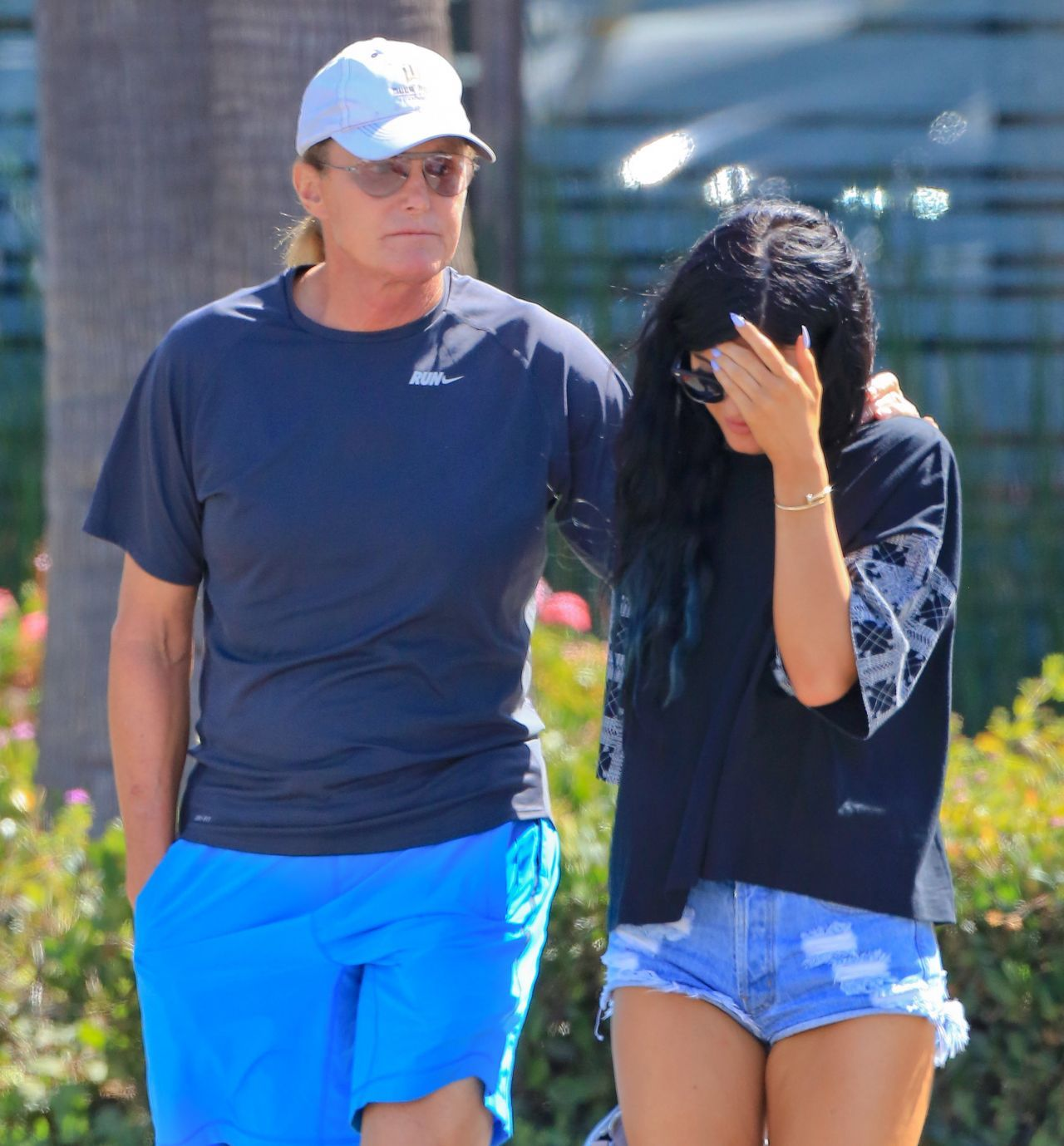 Kylie jenner and bruce jenner out in west hollywood september 2014 2
