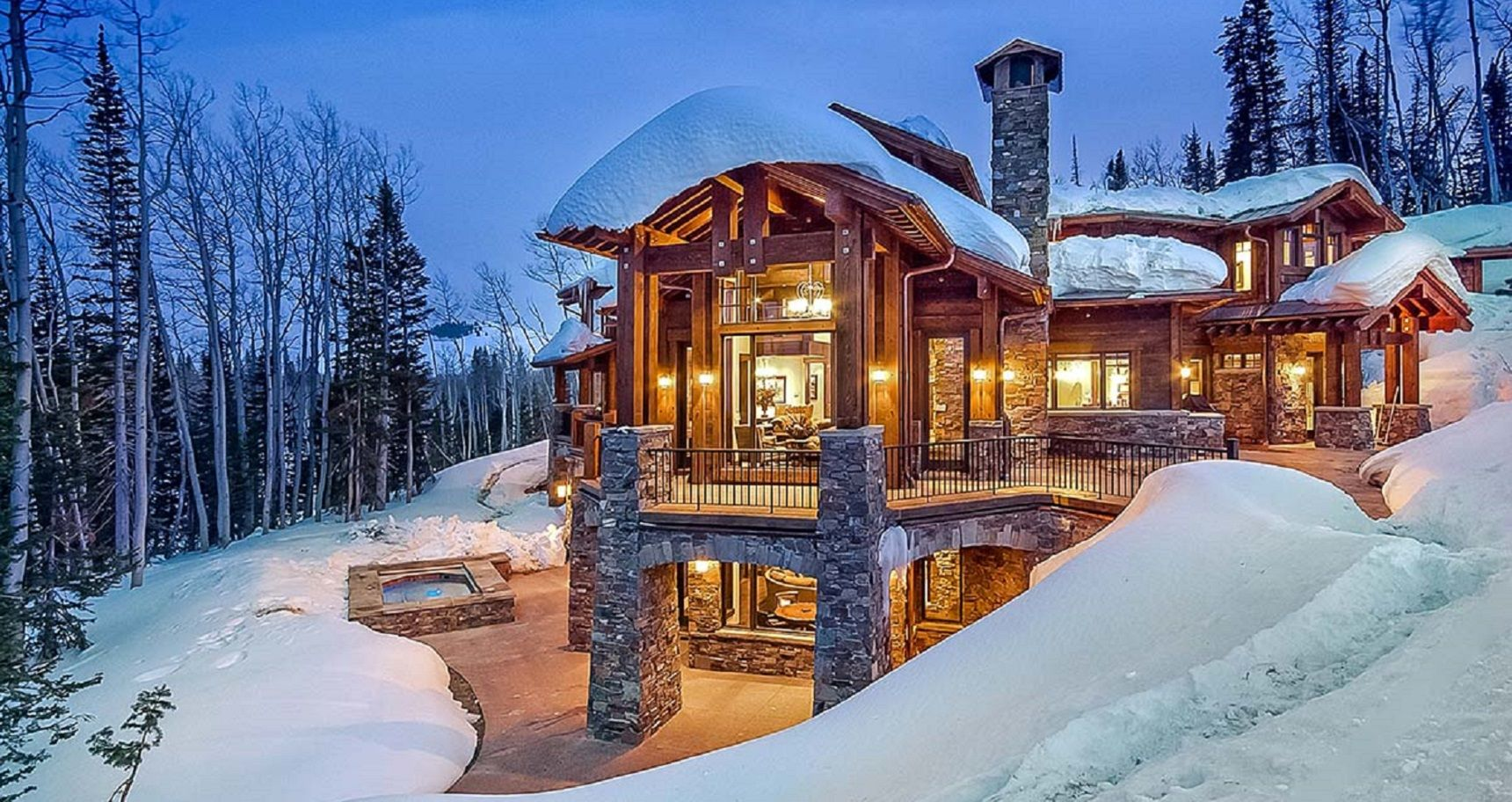 10 Luxurious Ski Resorts To Book This Winter