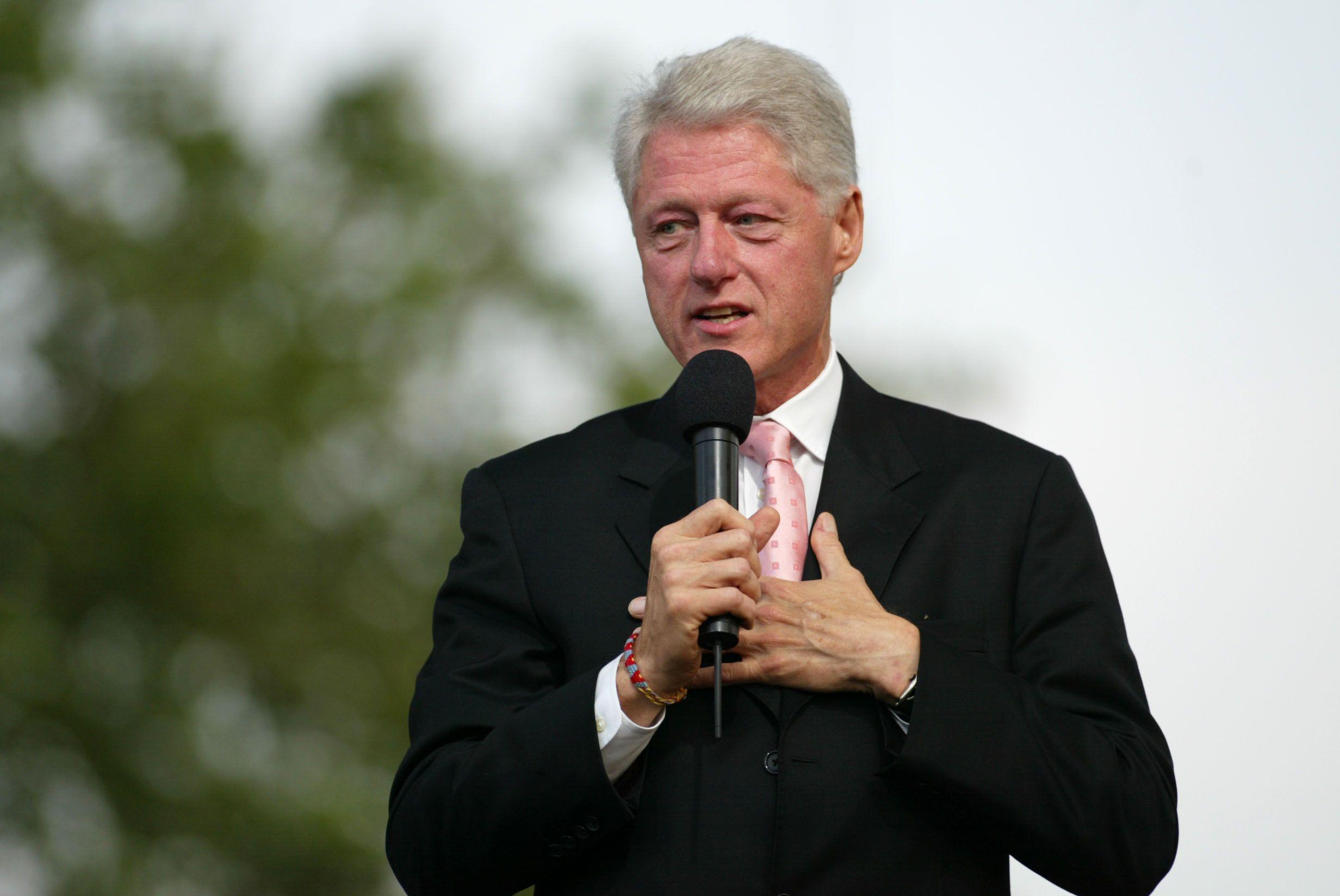 12. Bill Clinton