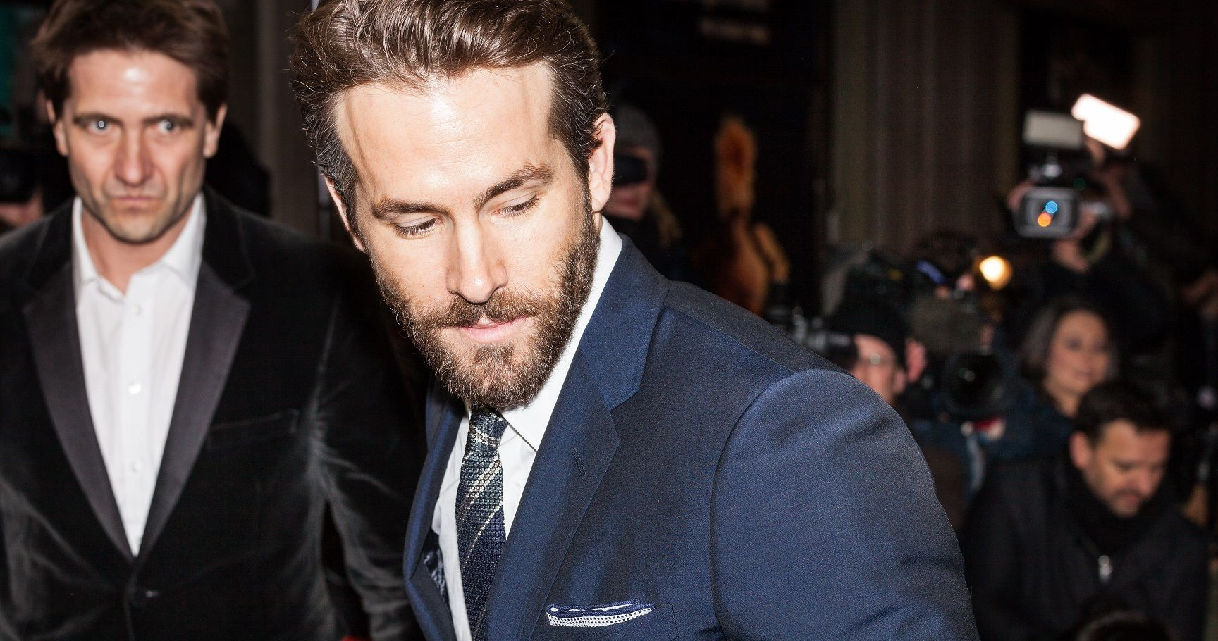 Ryan Reynolds Betrayed by Best Friend Trying To Sell Pictures of his Daughter