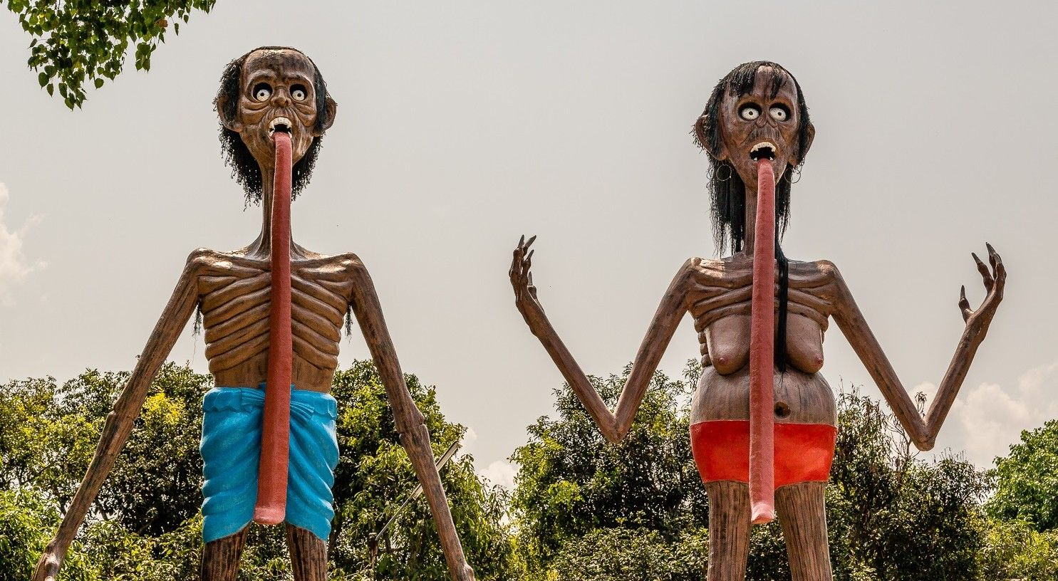 10 Of The Weirdest Theme Parks In The World