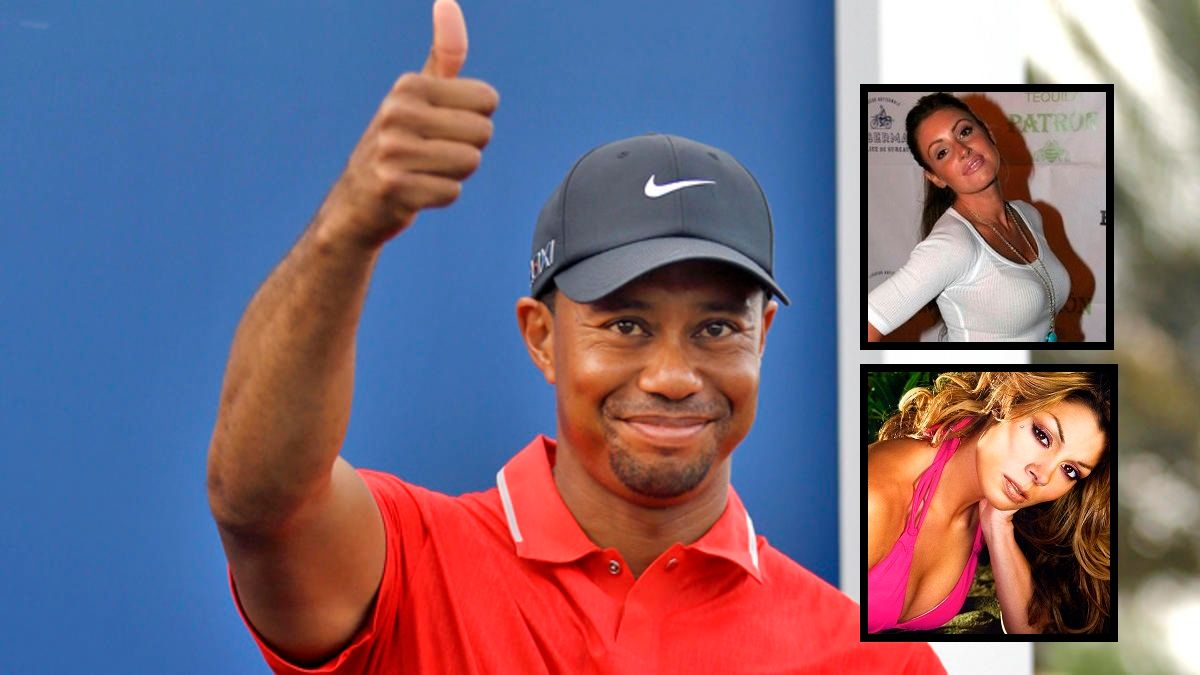 Tiger Woods' 10 Hottest Mistresses