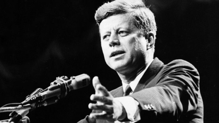 10. JFK Was Killed By The CIA