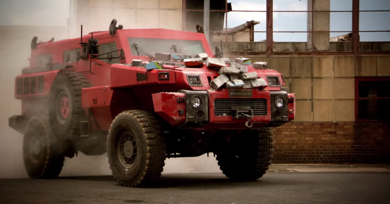 11 Cutting Edge Military Vehicles You Wish You Could Test Drive
