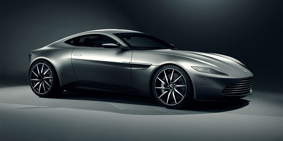 """Aston Martin To Sell Only One """"Spectre"""" James Bond Car"""