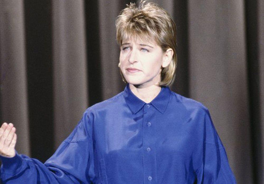 12. Ellen DeGeneres