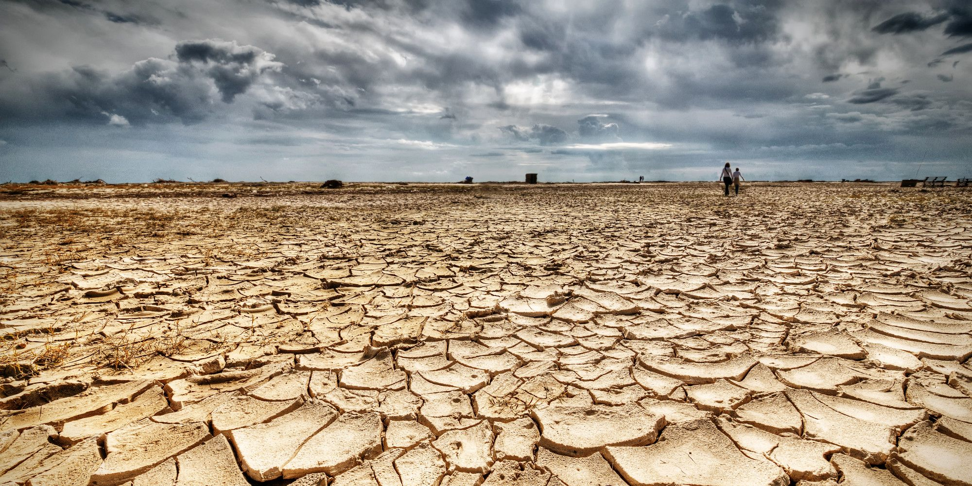9. Water Scarcity