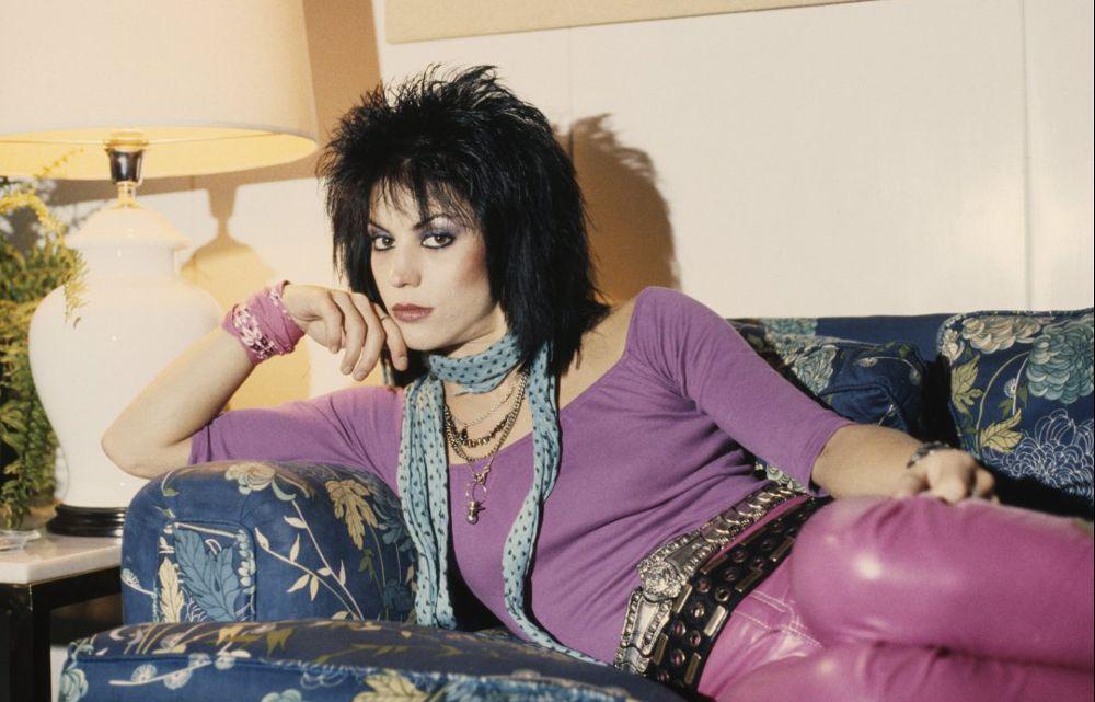 10. Joan Jett