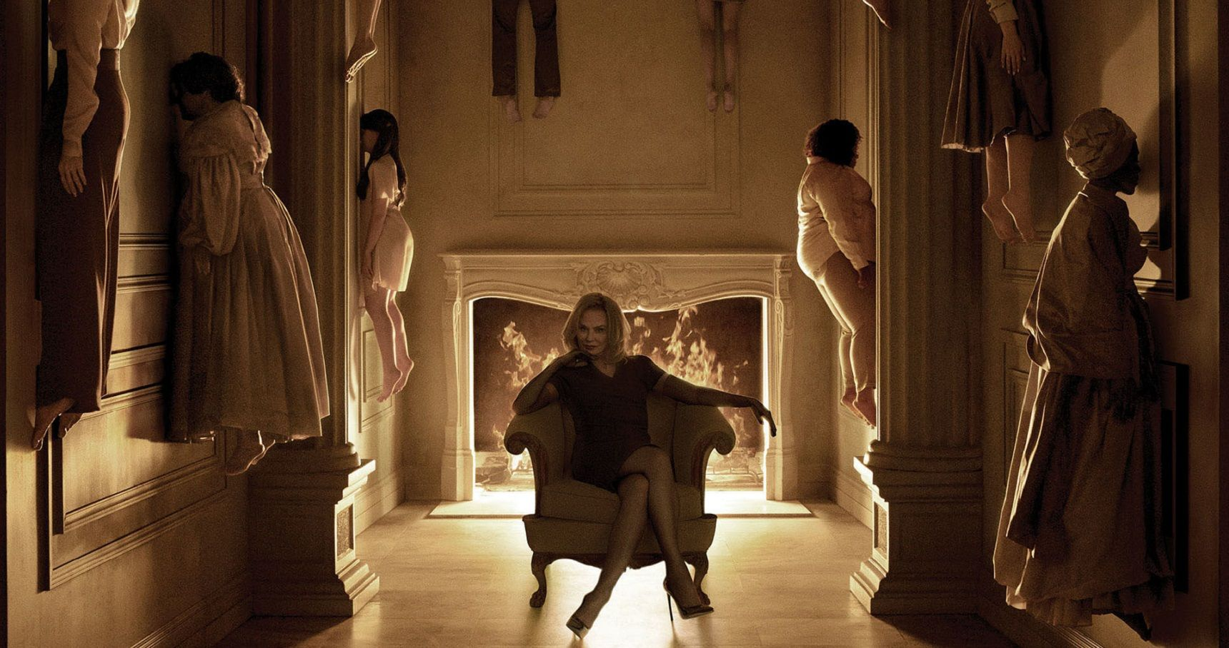 20 Things You Didn't Know About American Horror Story