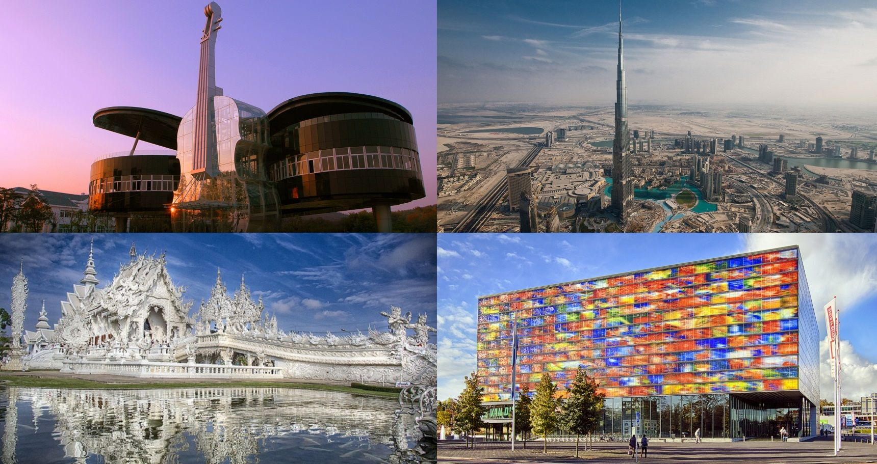 The 50 Most Amazing Buildings In The World