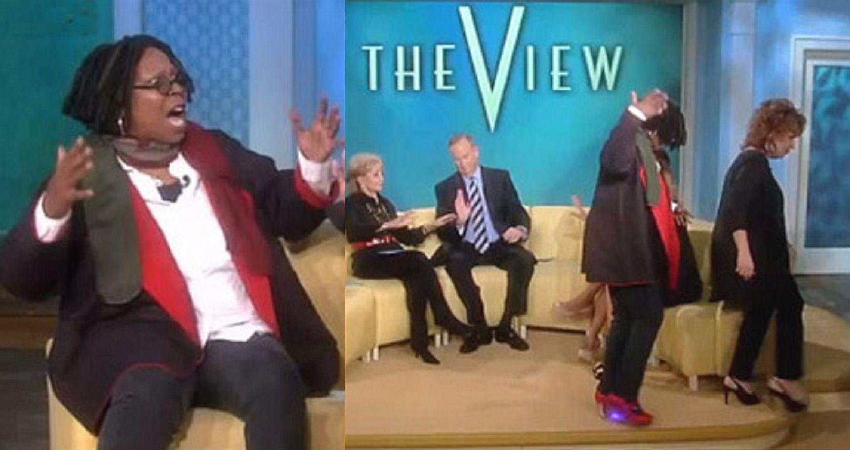 12 Agonizingly Awkward Celebrity Interview Walkouts