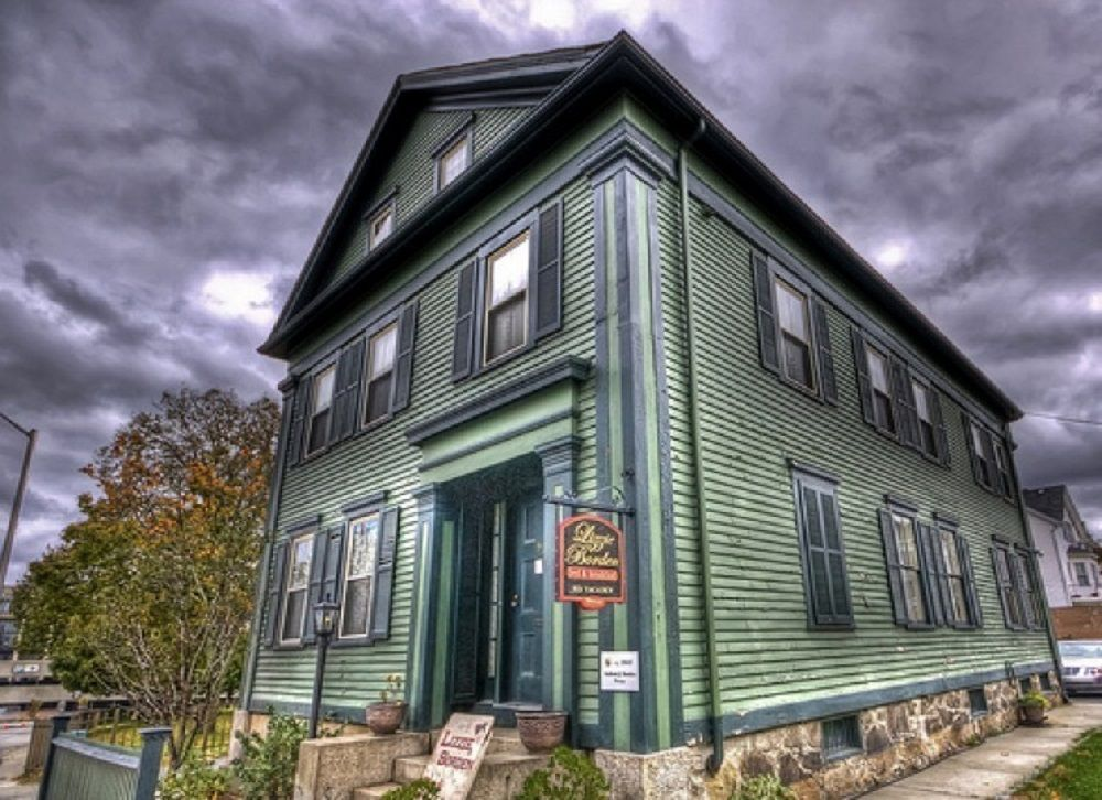 10. Lizzie Borden's Bed and Breakfast