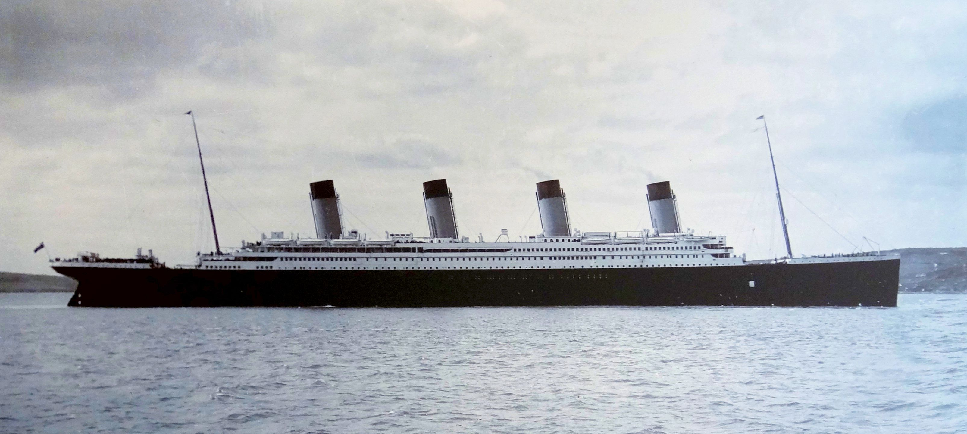3. The Sinking of the Titanic
