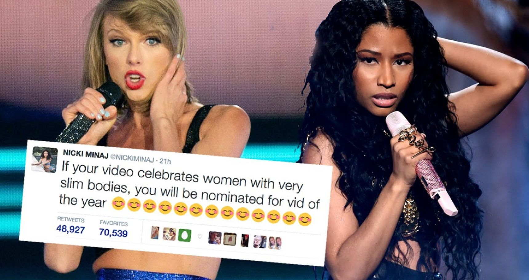 10 Of The Most Embarrassing Celebrity Social Media Feuds