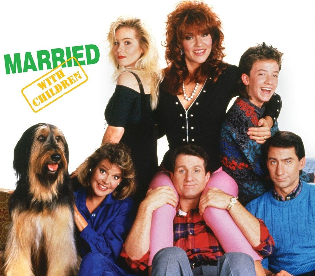 8. Married With Children