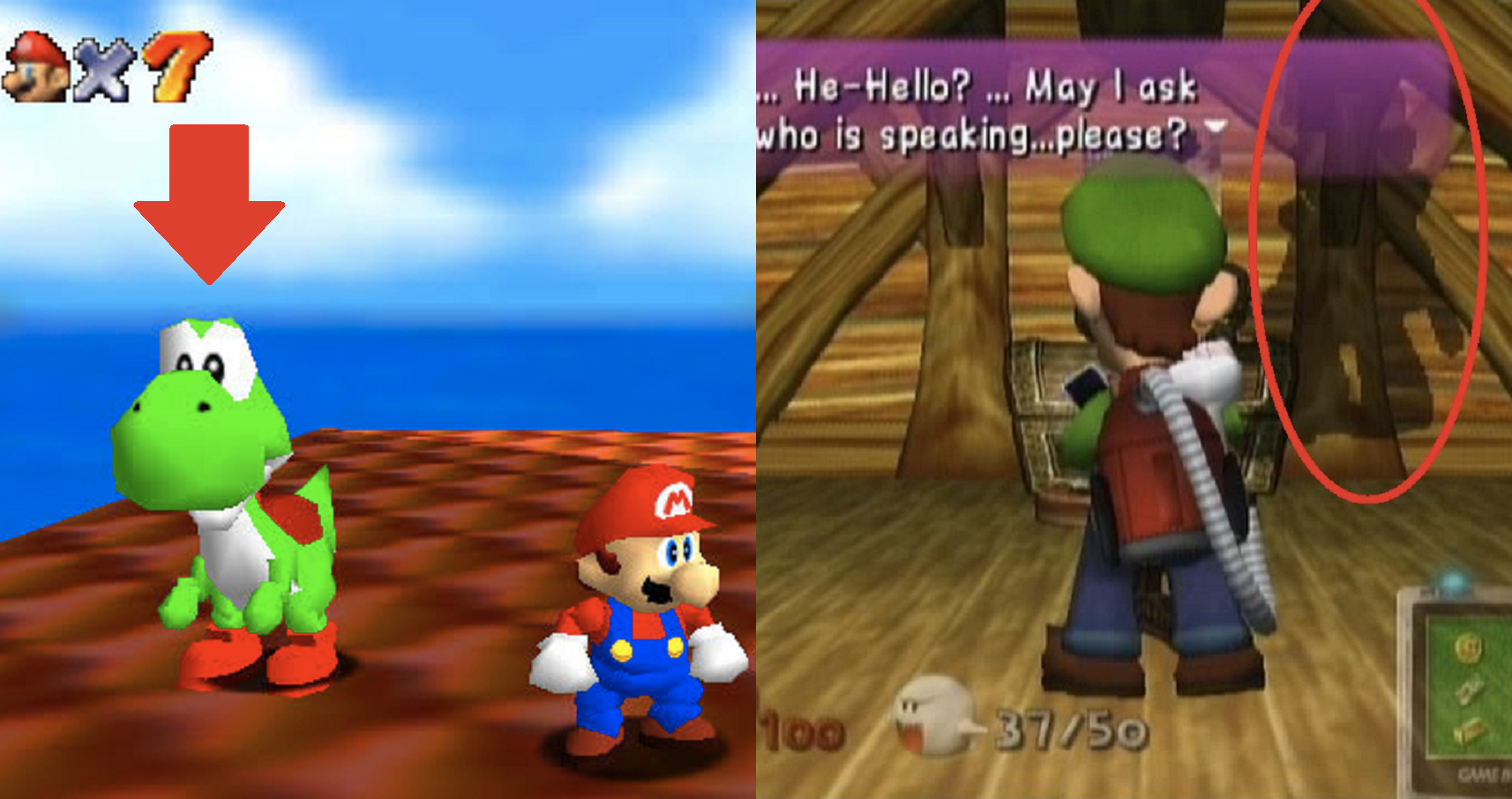 10 Hidden Easter Eggs In Popular Nintendo Games