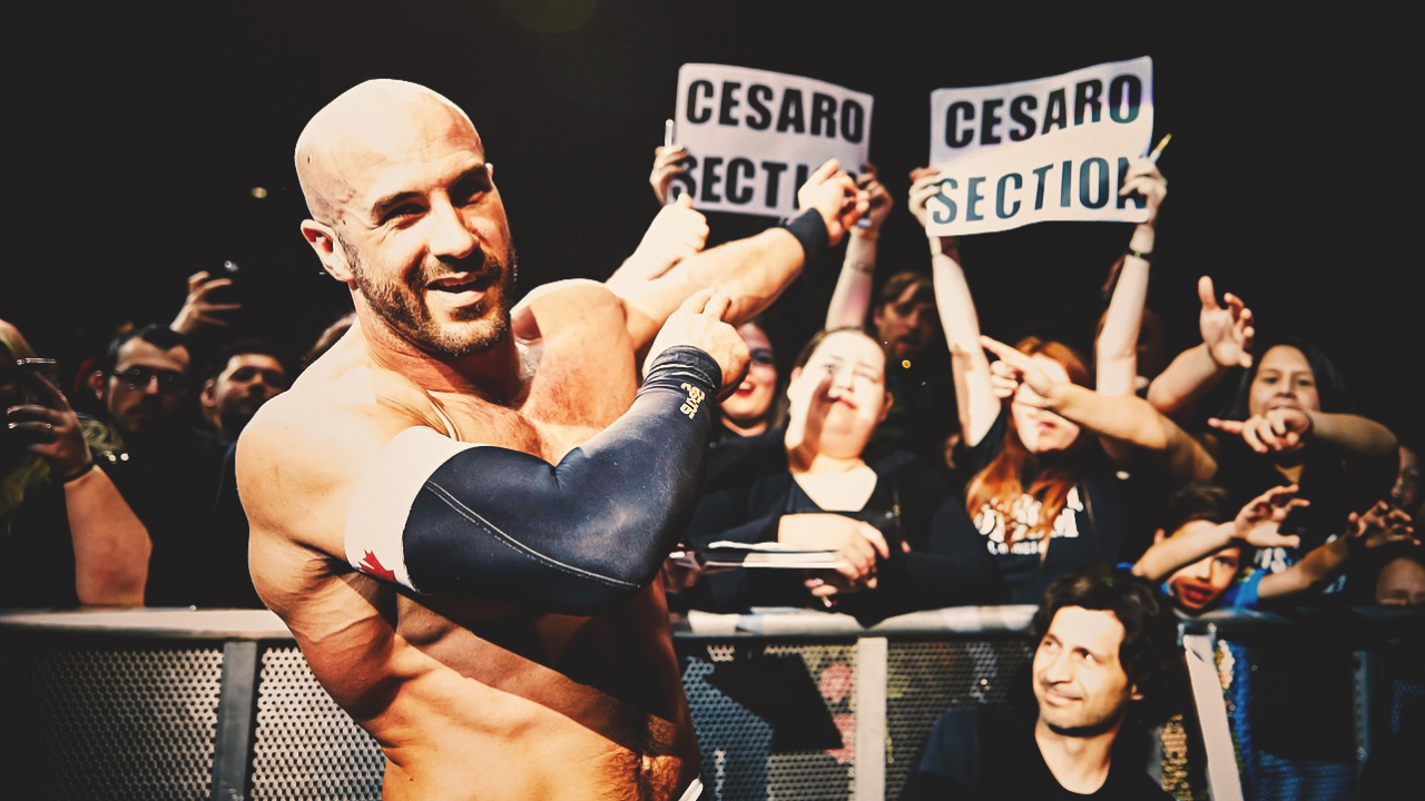10 Things You Didn't Know About WWE's Cesaro