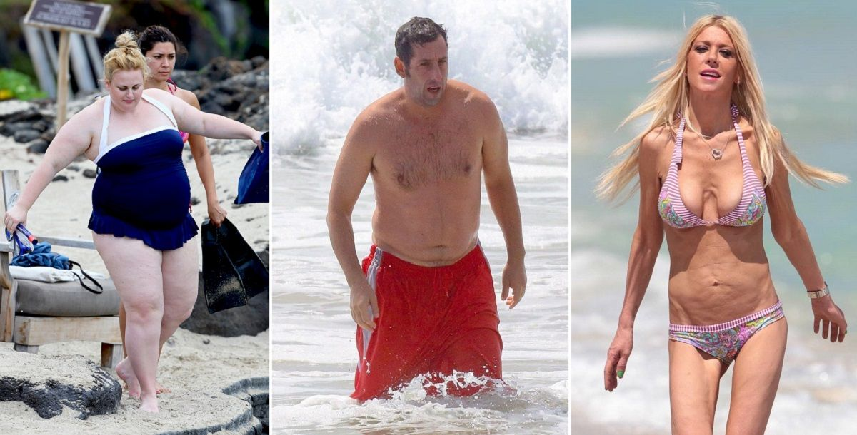 The 15 Worst Celeb Bikini Bodies Of 2015