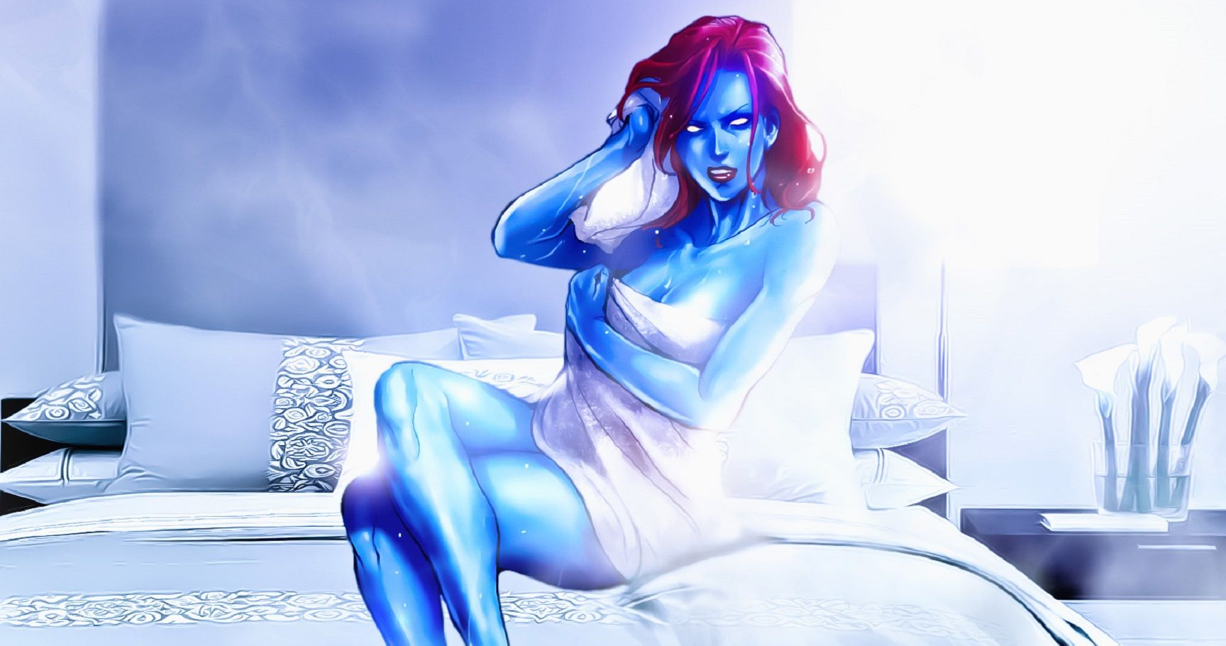 The 20 Most Seductive Female Comic Book Characters Ever