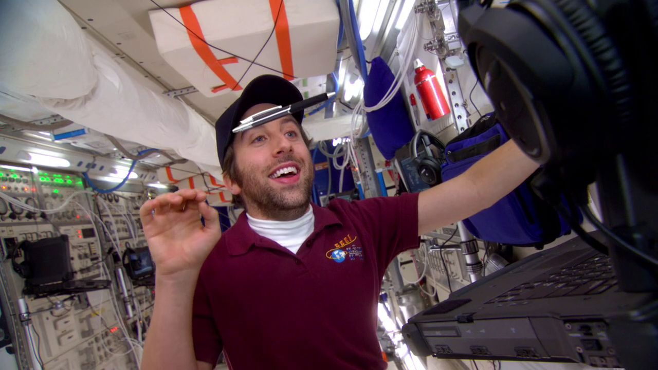 9. The Big Bang Theory: Howard in Space