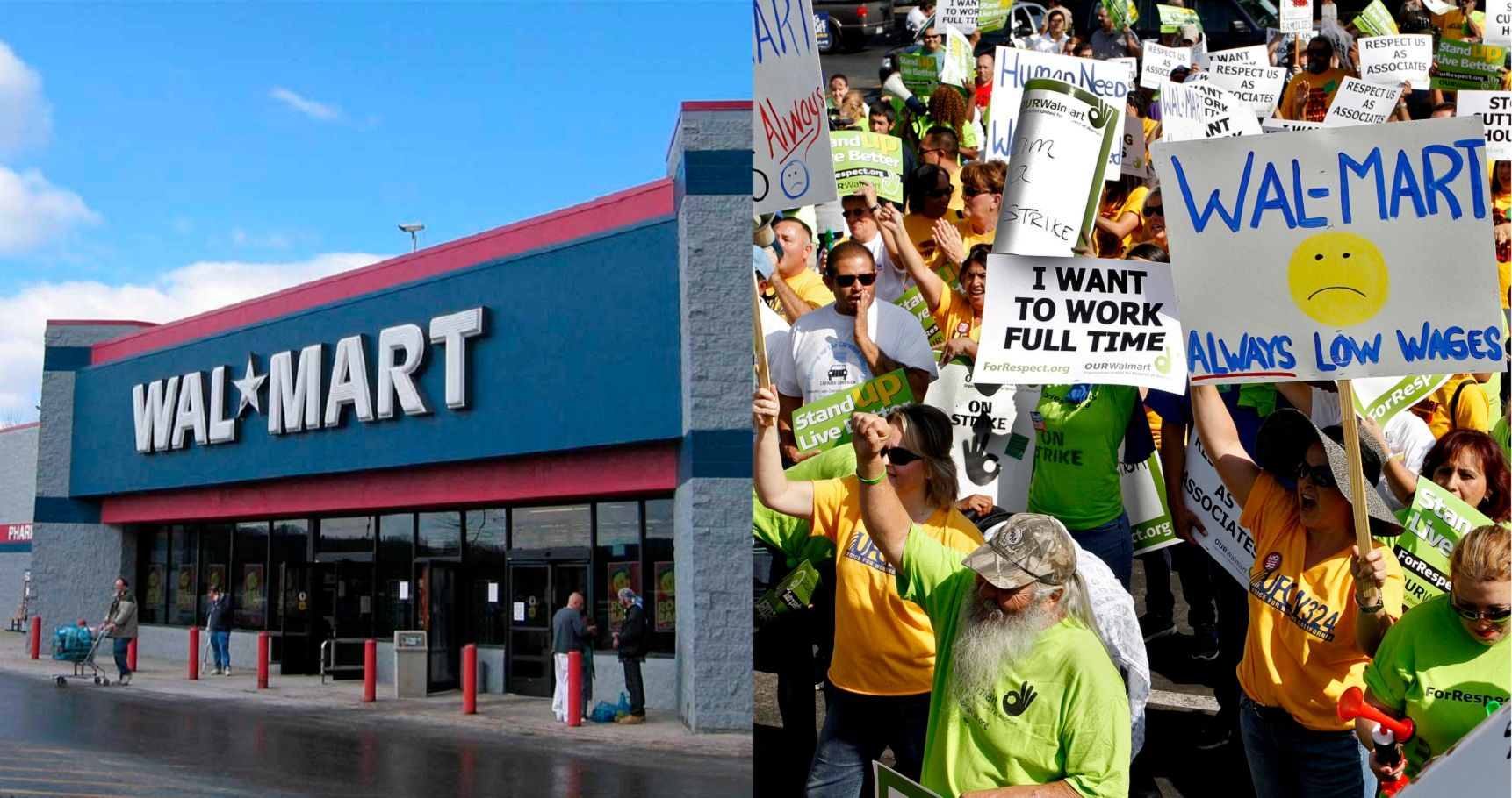 10 Things Walmart Doesn't Want You To Know