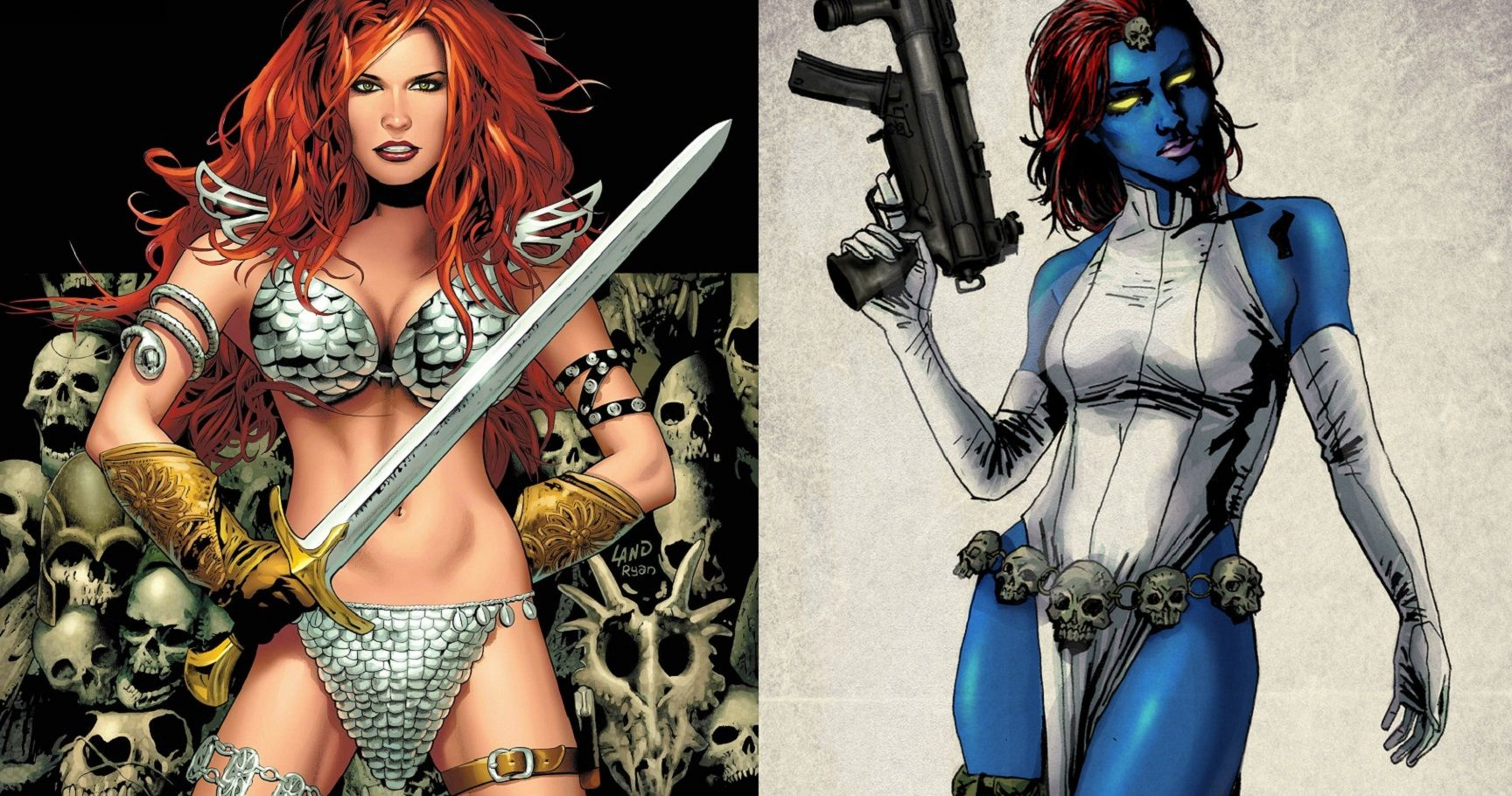 The 20 Most Outrageous Female Comic Book Costumes Ever