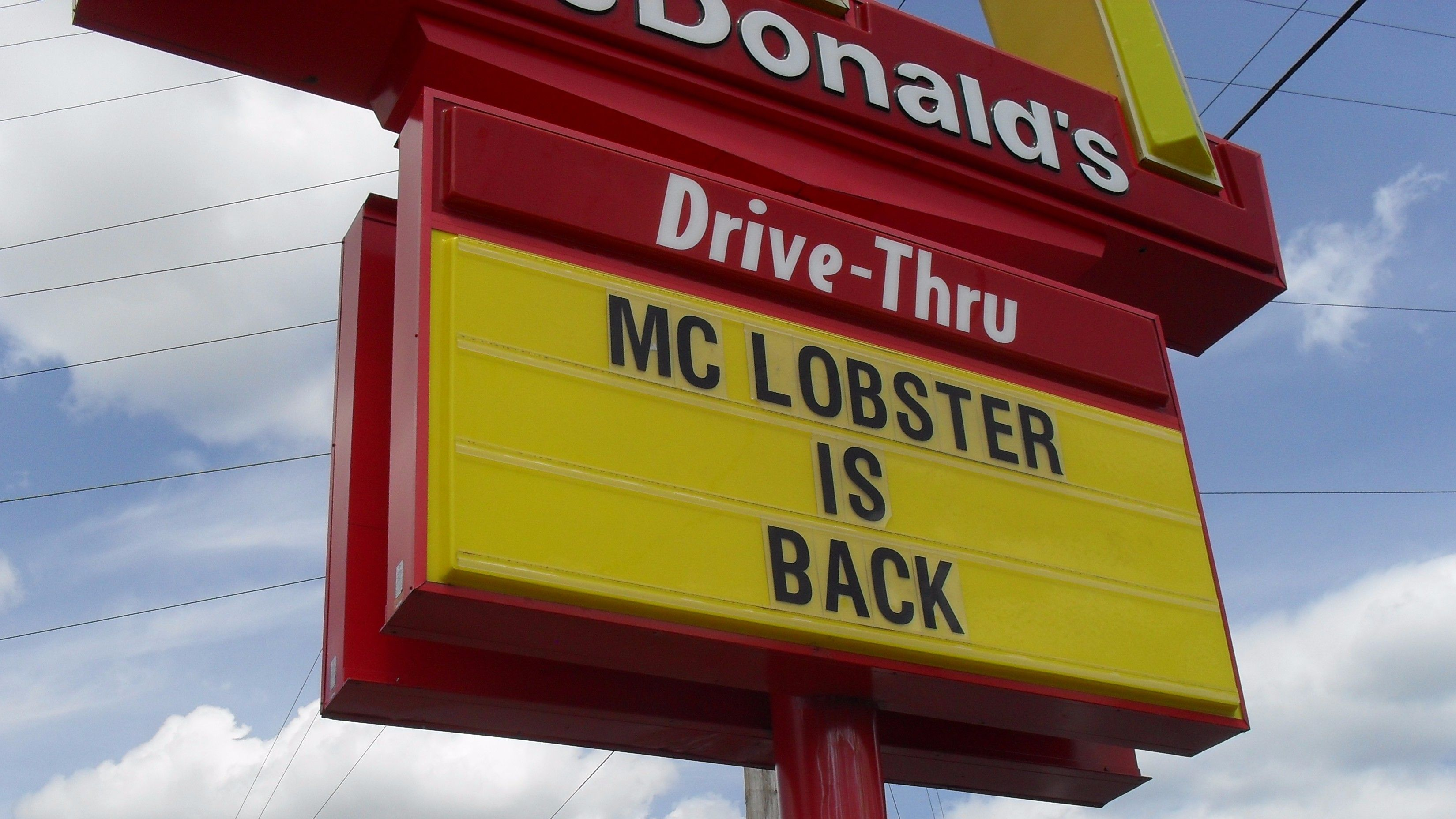 5. Some McDonald's Food Ideas Were Disasters