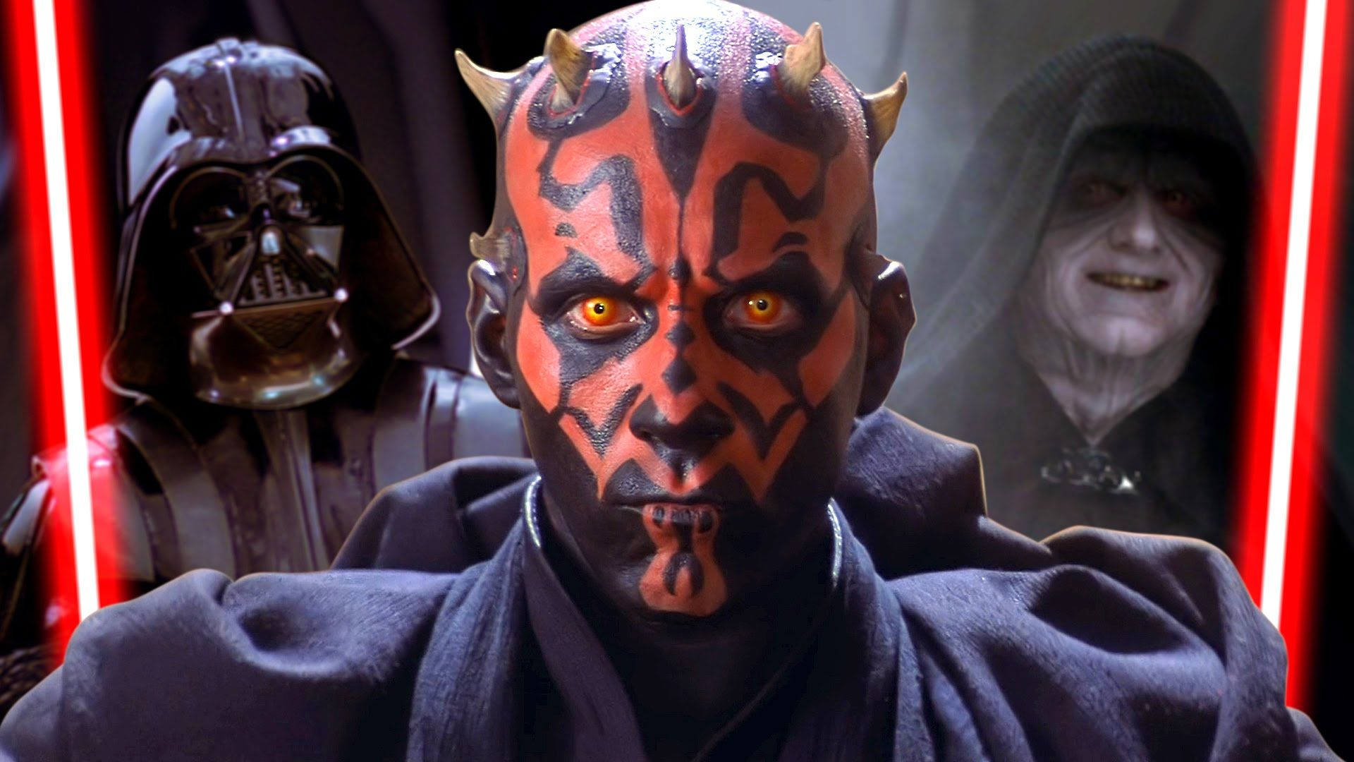 The 10 Most Powerful Sith Lords In The Star Wars Universe