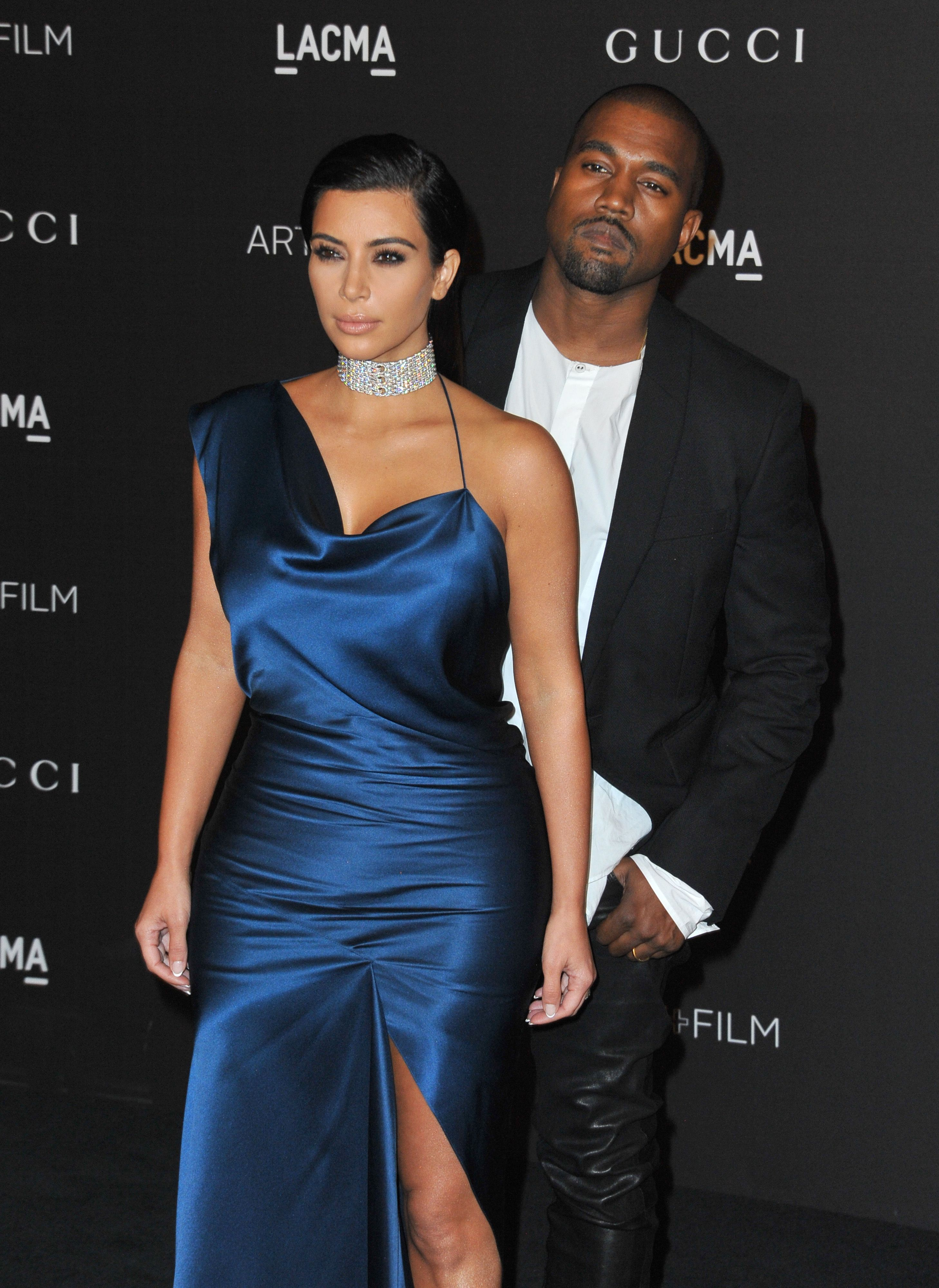 11. KanyeHelped Kim Accept Caitlyn's Transition